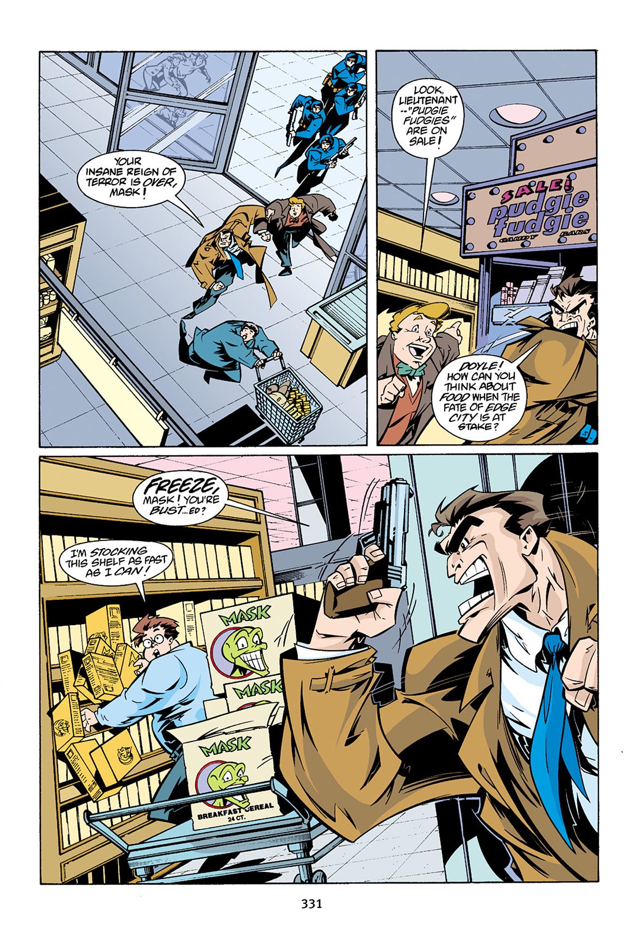 Read online Adventures Of The Mask Omnibus comic -  Issue #Adventures Of The Mask Omnibus Full - 330