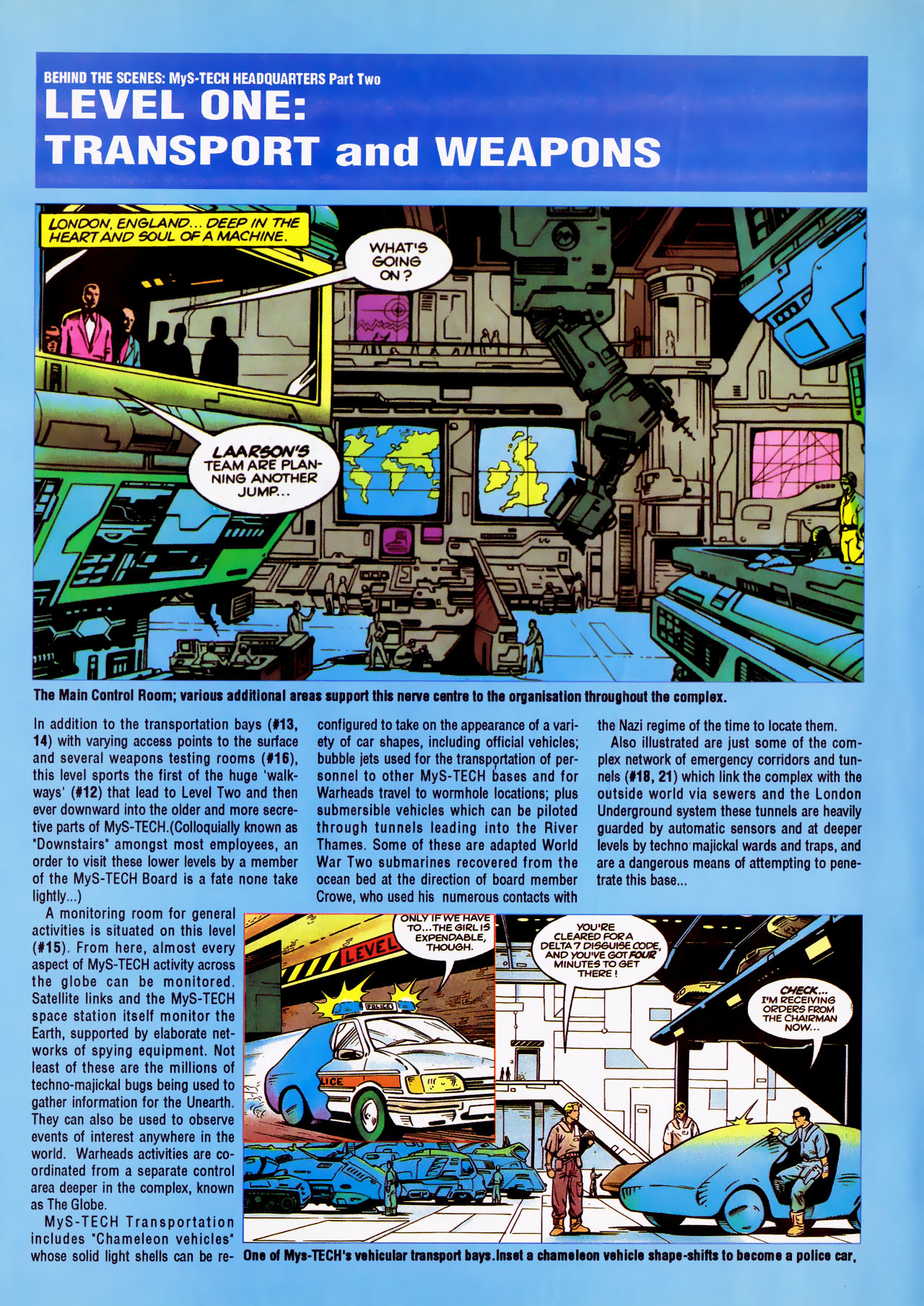 Read online Overkill comic -  Issue #23 - 19