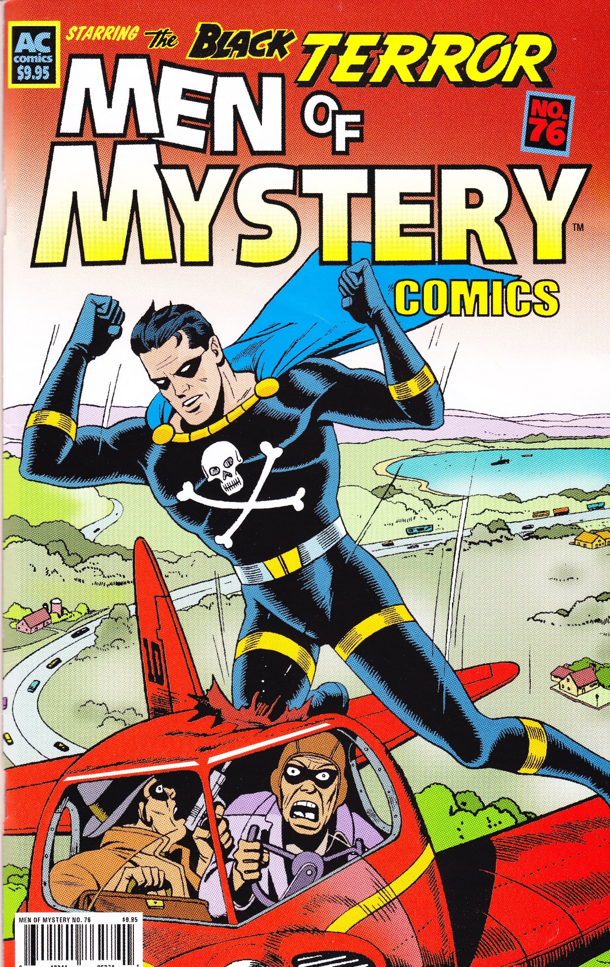 Read online Men of Mystery Comics comic -  Issue #76 - 1