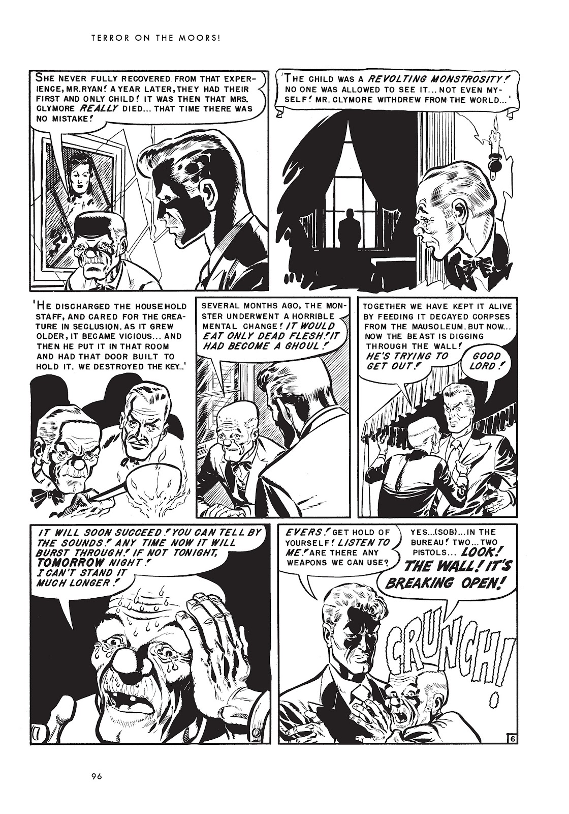 Read online Voodoo Vengeance and Other Stories comic -  Issue # TPB (Part 2) - 14