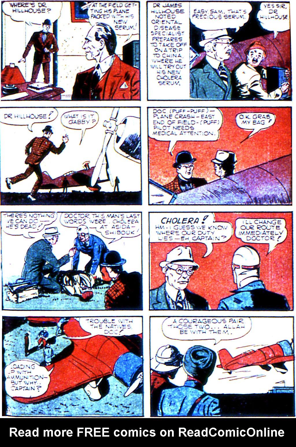 Read online Adventure Comics (1938) comic -  Issue #45 - 39