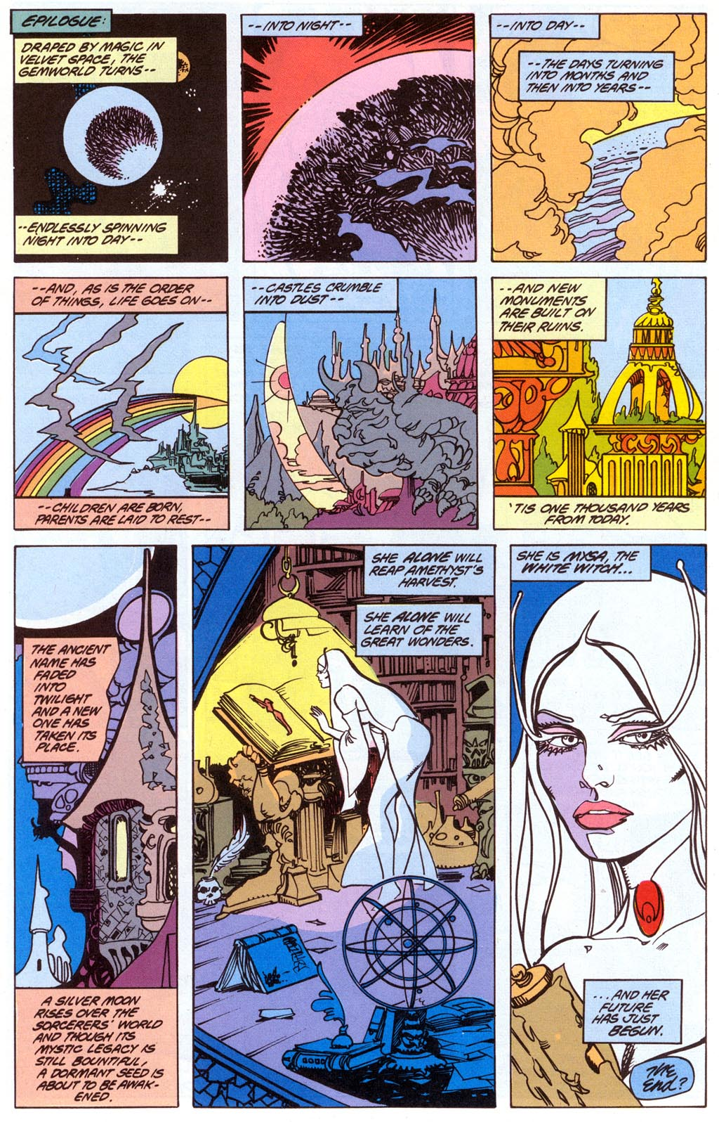 Read online Amethyst (1987) comic -  Issue #4 - 26