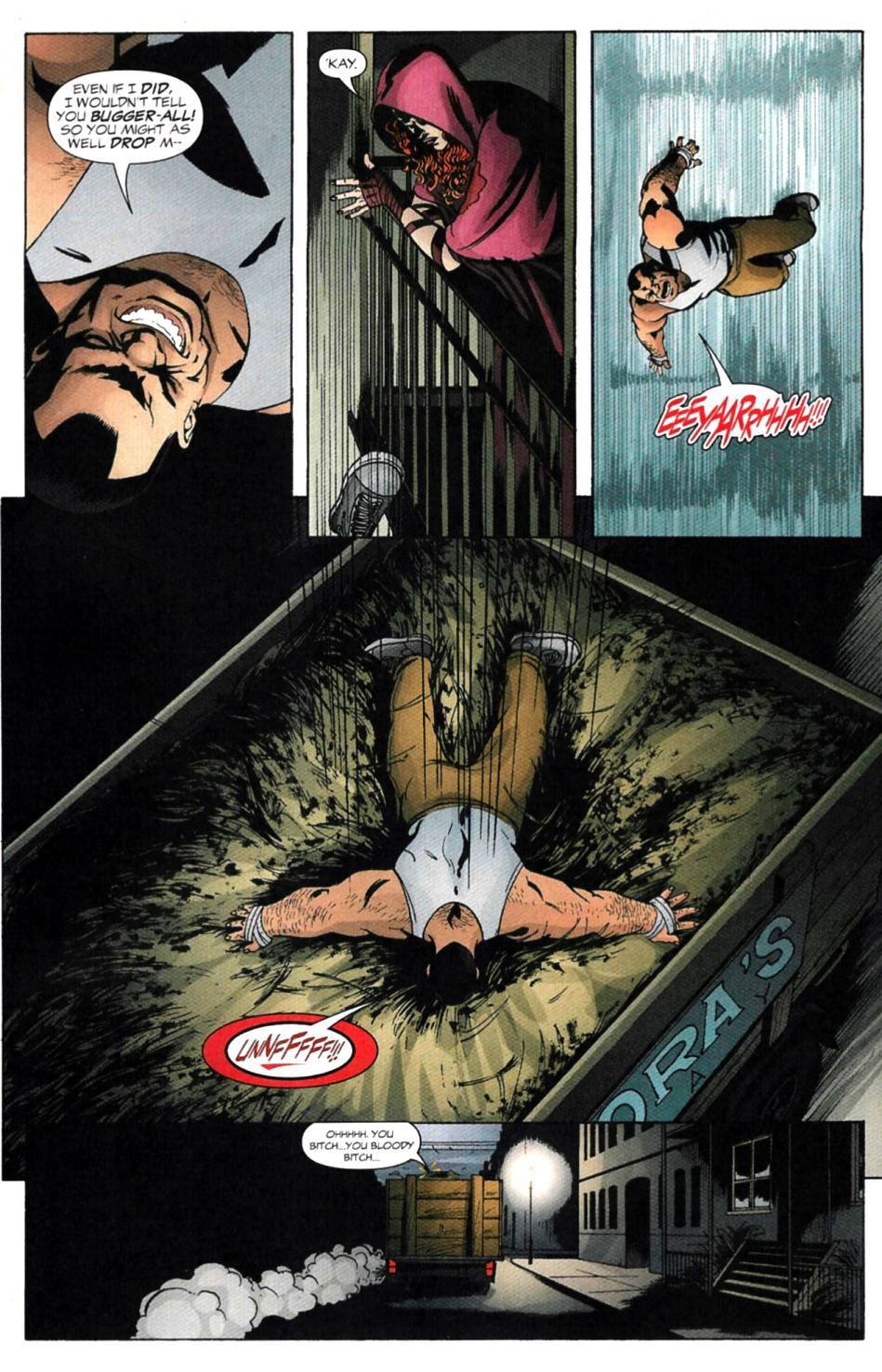 Read online Fallen Angel (2003) comic -  Issue #4 - 6