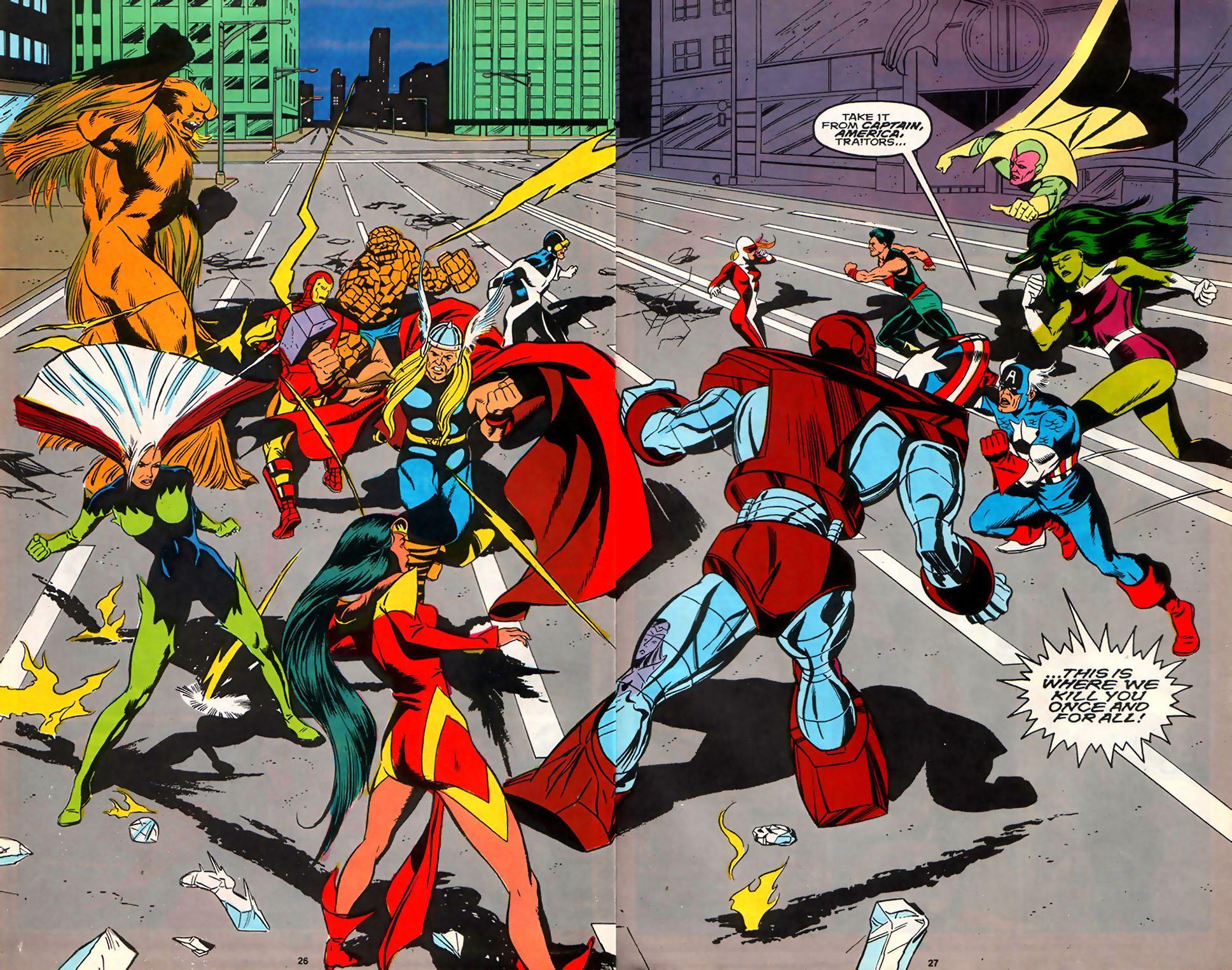 Read online Alpha Flight (1983) comic -  Issue #75 - 24