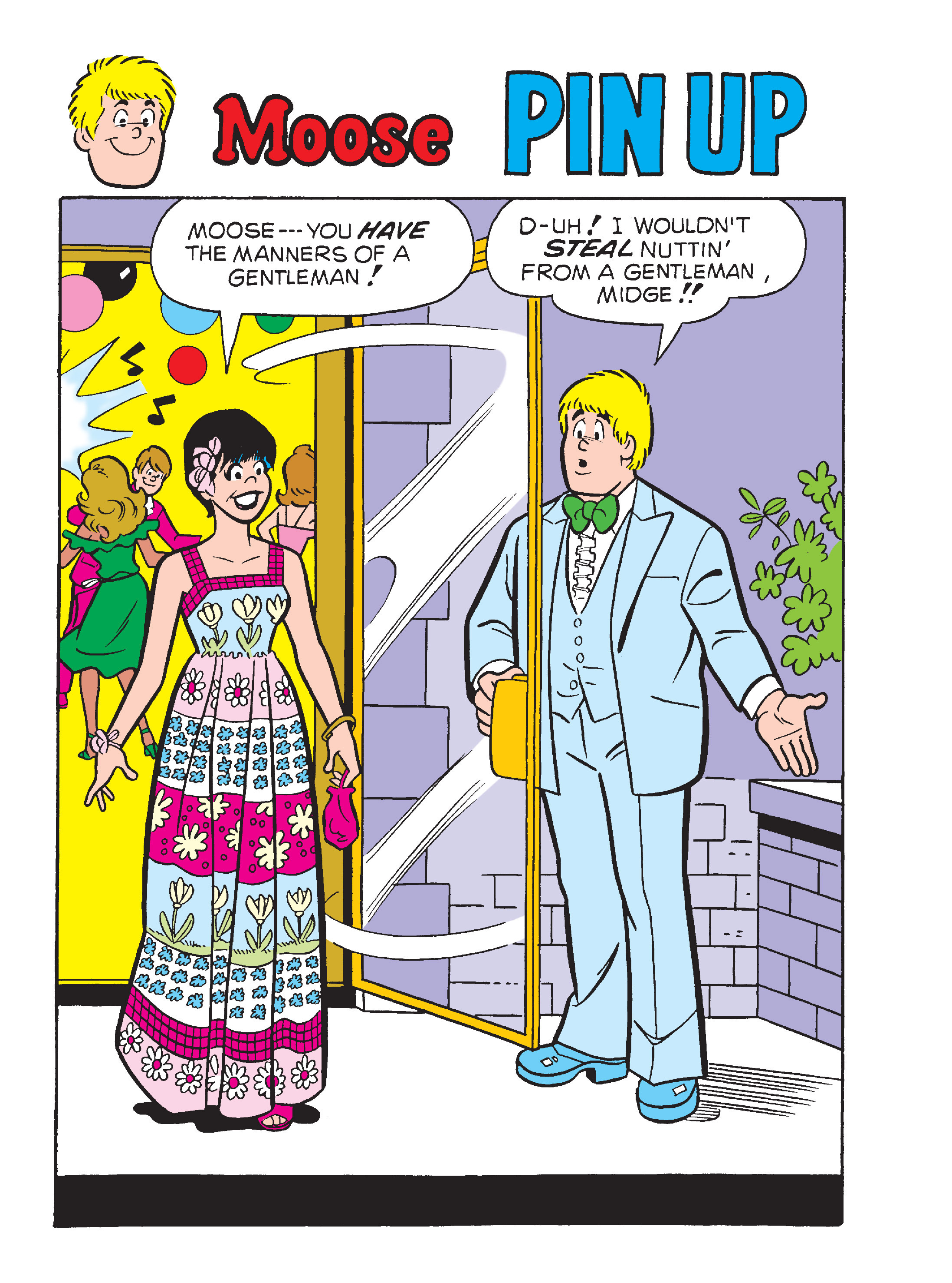 Read online Archie's Funhouse Double Digest comic -  Issue #15 - 120