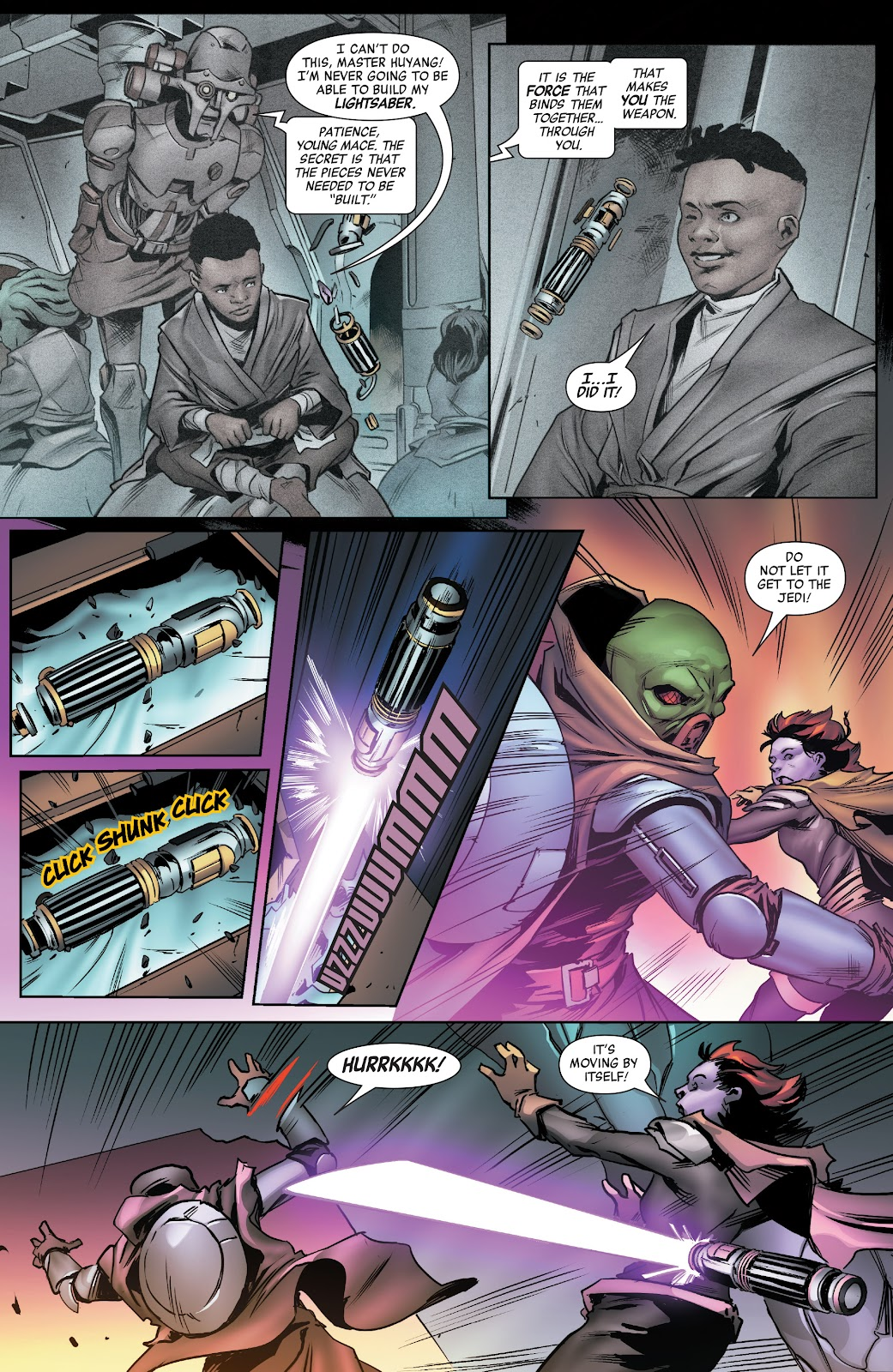 Read online Star Wars: Age of Republic Special comic -  Issue # Full - 8