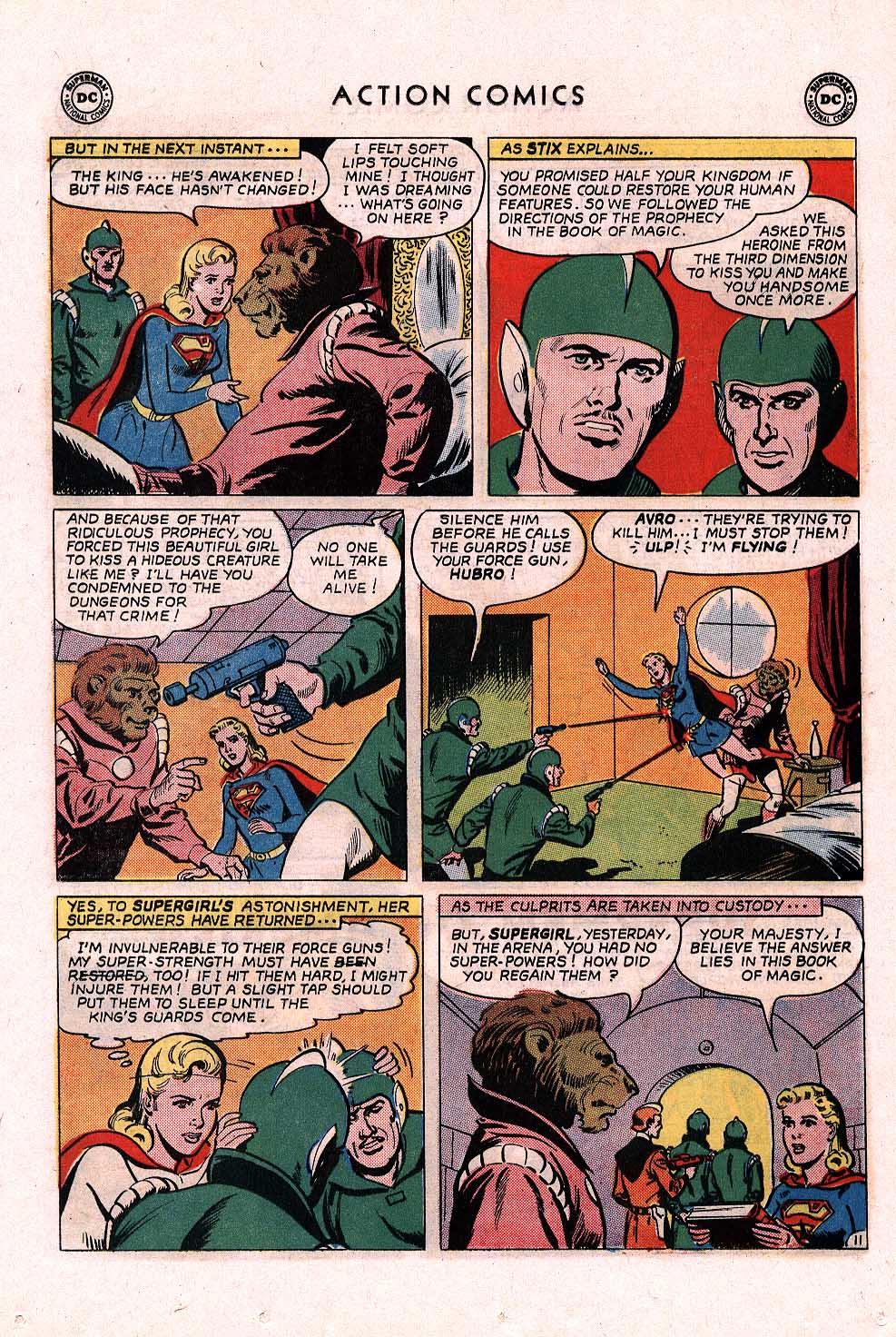 Action Comics (1938) 328 Page 23
