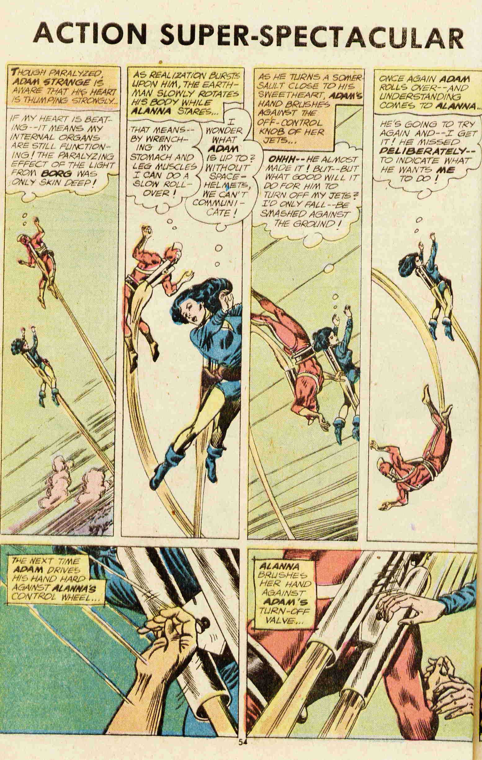 Read online Action Comics (1938) comic -  Issue #437 - 47