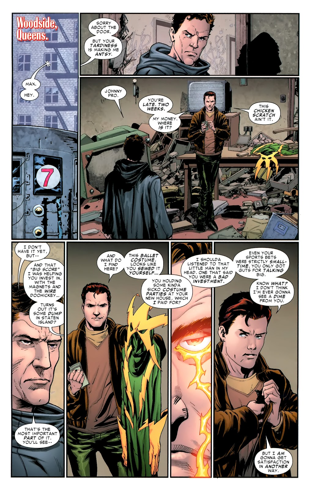 Web of Spider-Man (2009) Issue #2 #2 - English 12