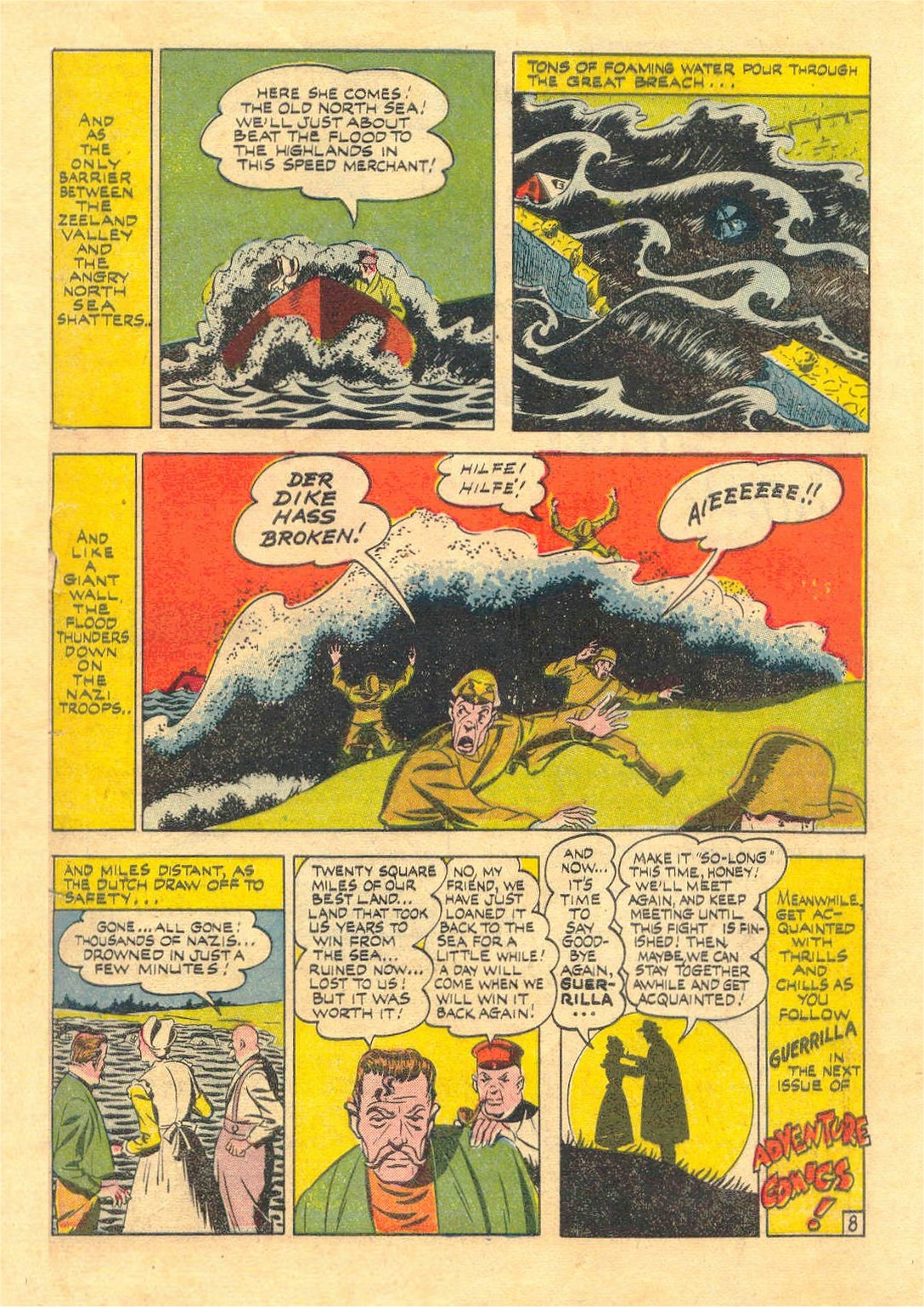 Read online Adventure Comics (1938) comic -  Issue #87 - 60