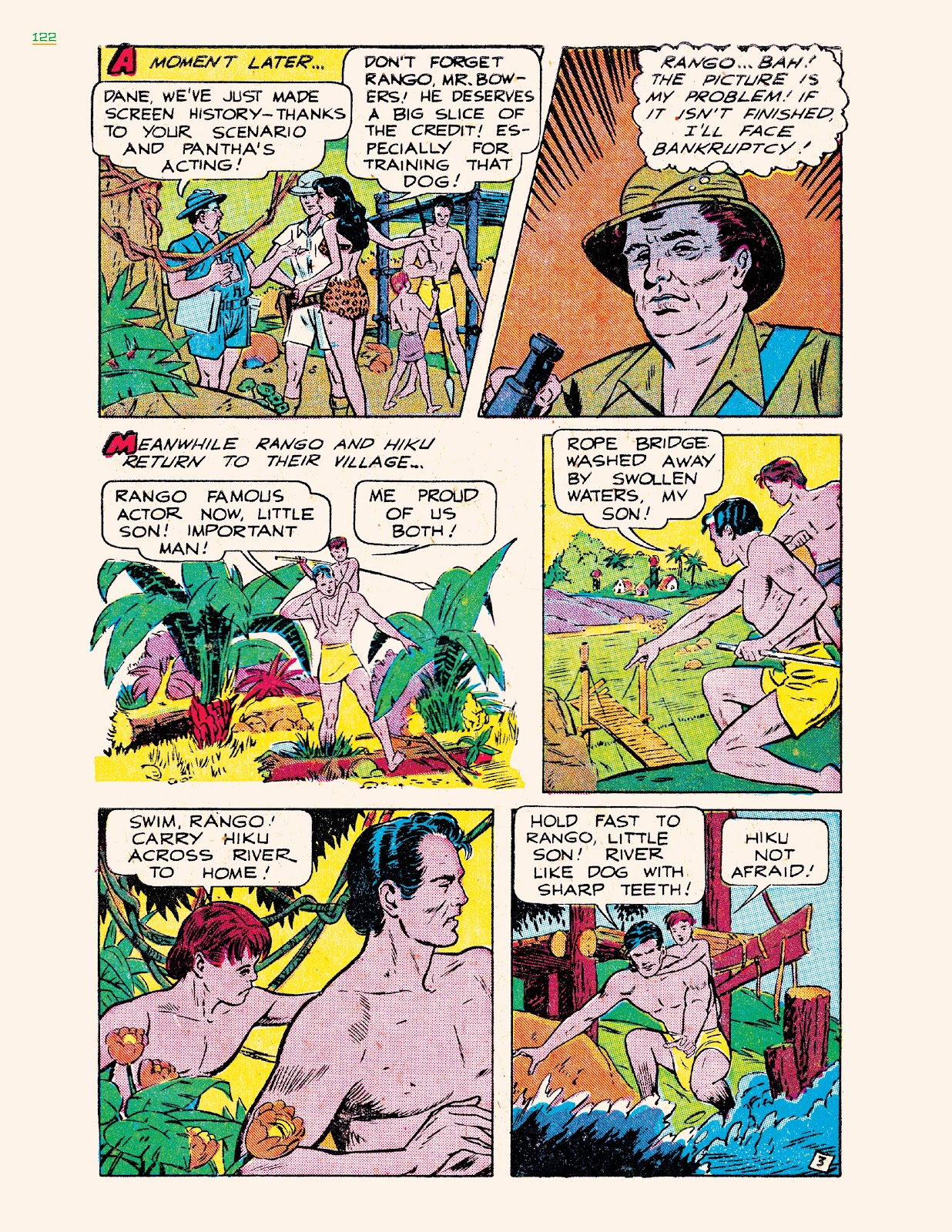 Read online Jungle Girls comic -  Issue # TPB (Part 2) - 22