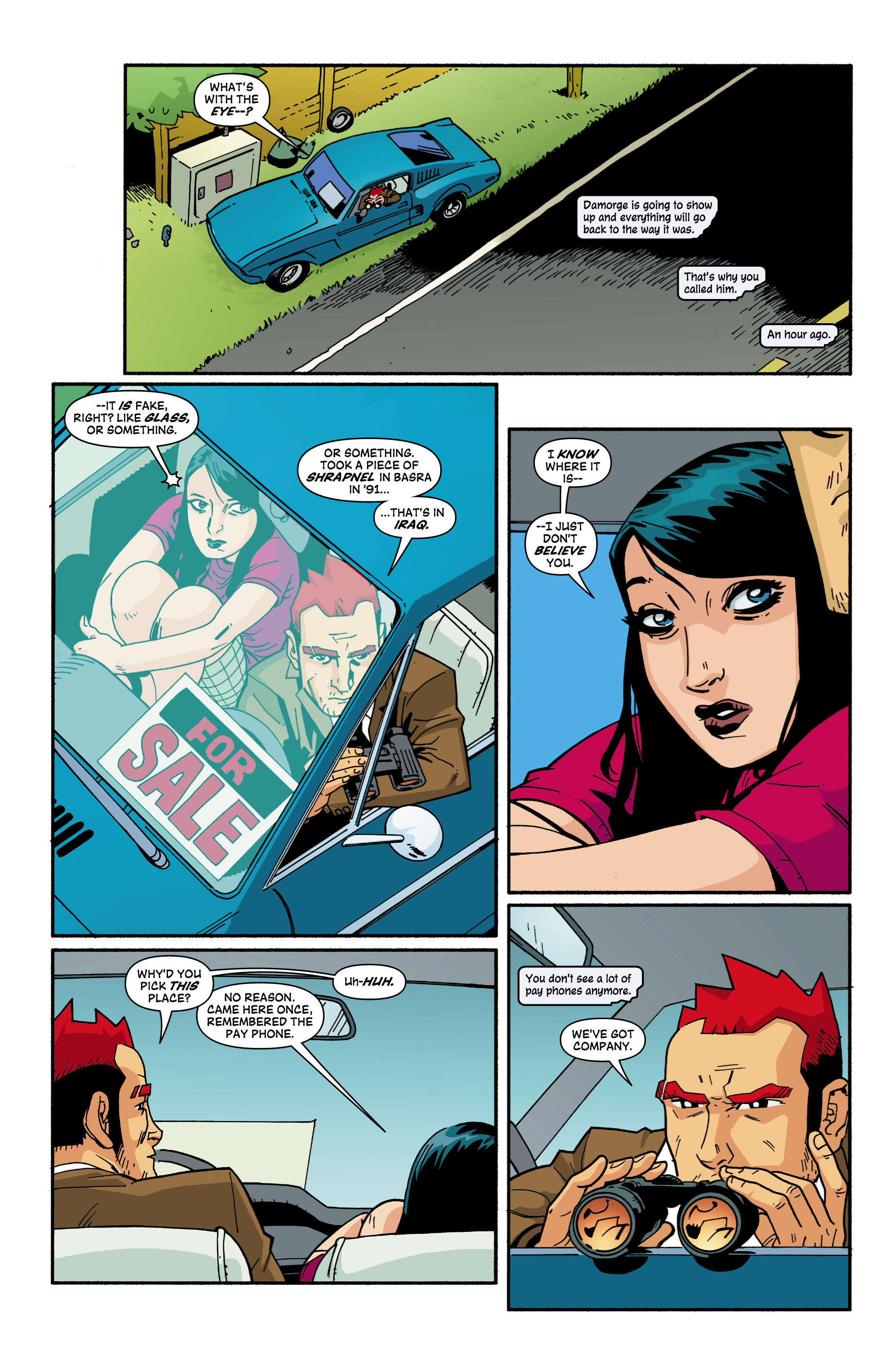 Read online Red Herring comic -  Issue #2 - 11