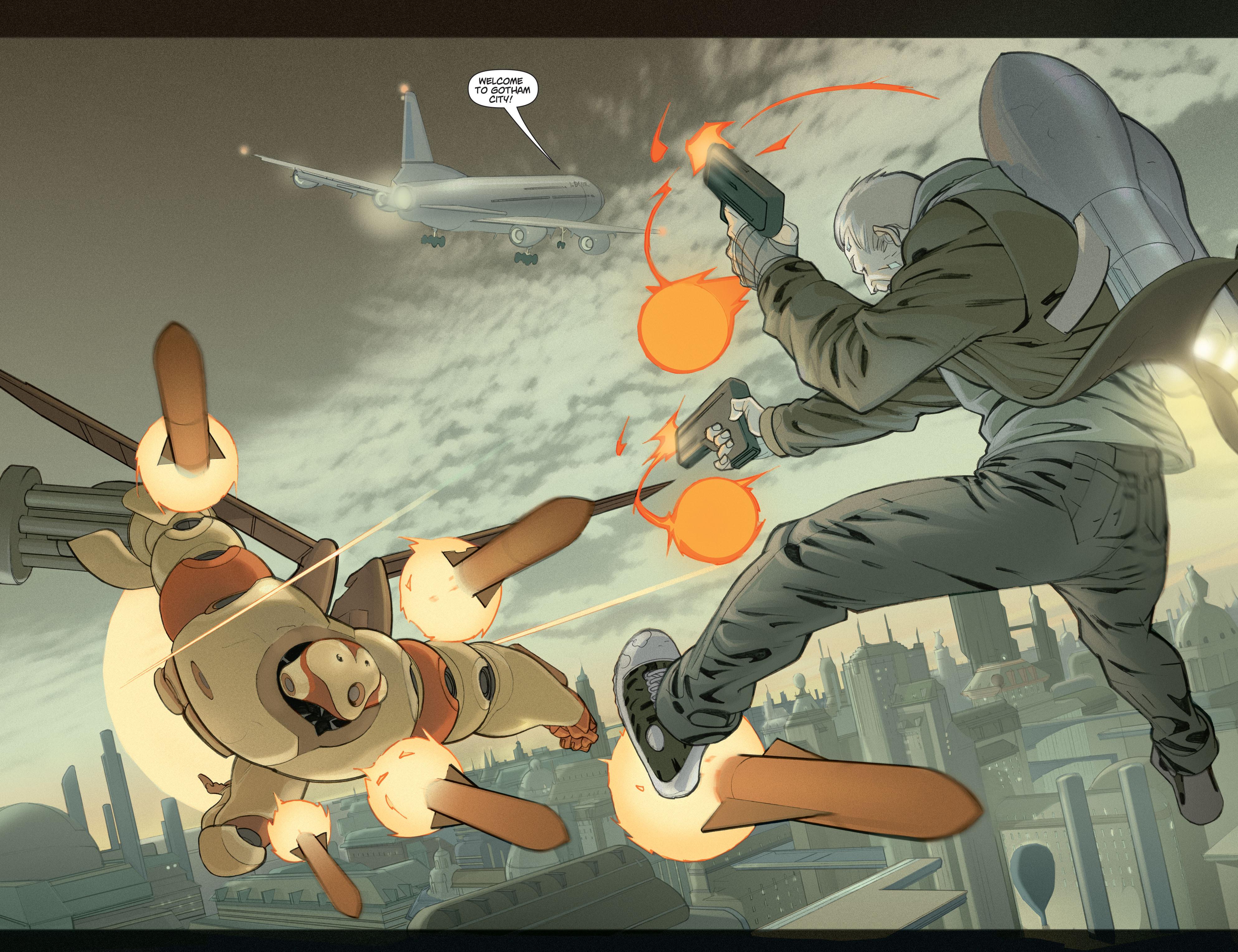Read online Adam Strange (2004) comic -  Issue #2 - 3