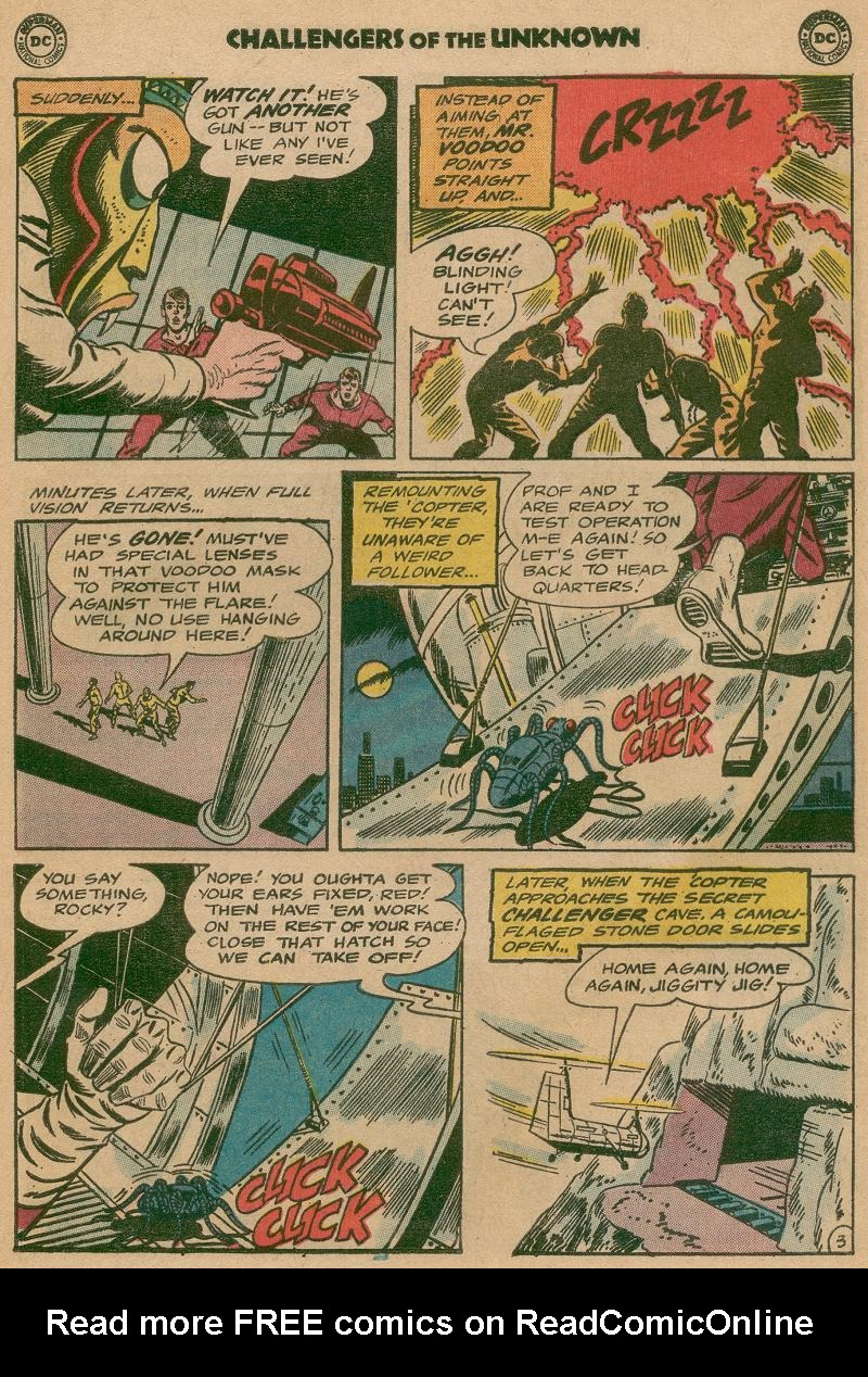 Challengers of the Unknown (1958) issue 40 - Page 20