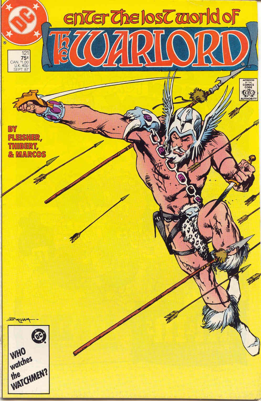 Warlord (1976) 121 Page 1