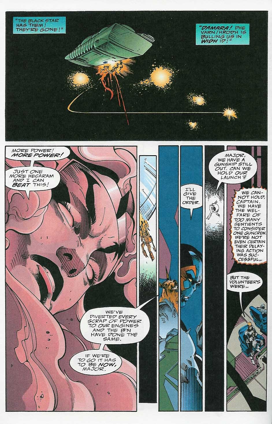 Alien Legion: On the Edge issue 2 - Page 43