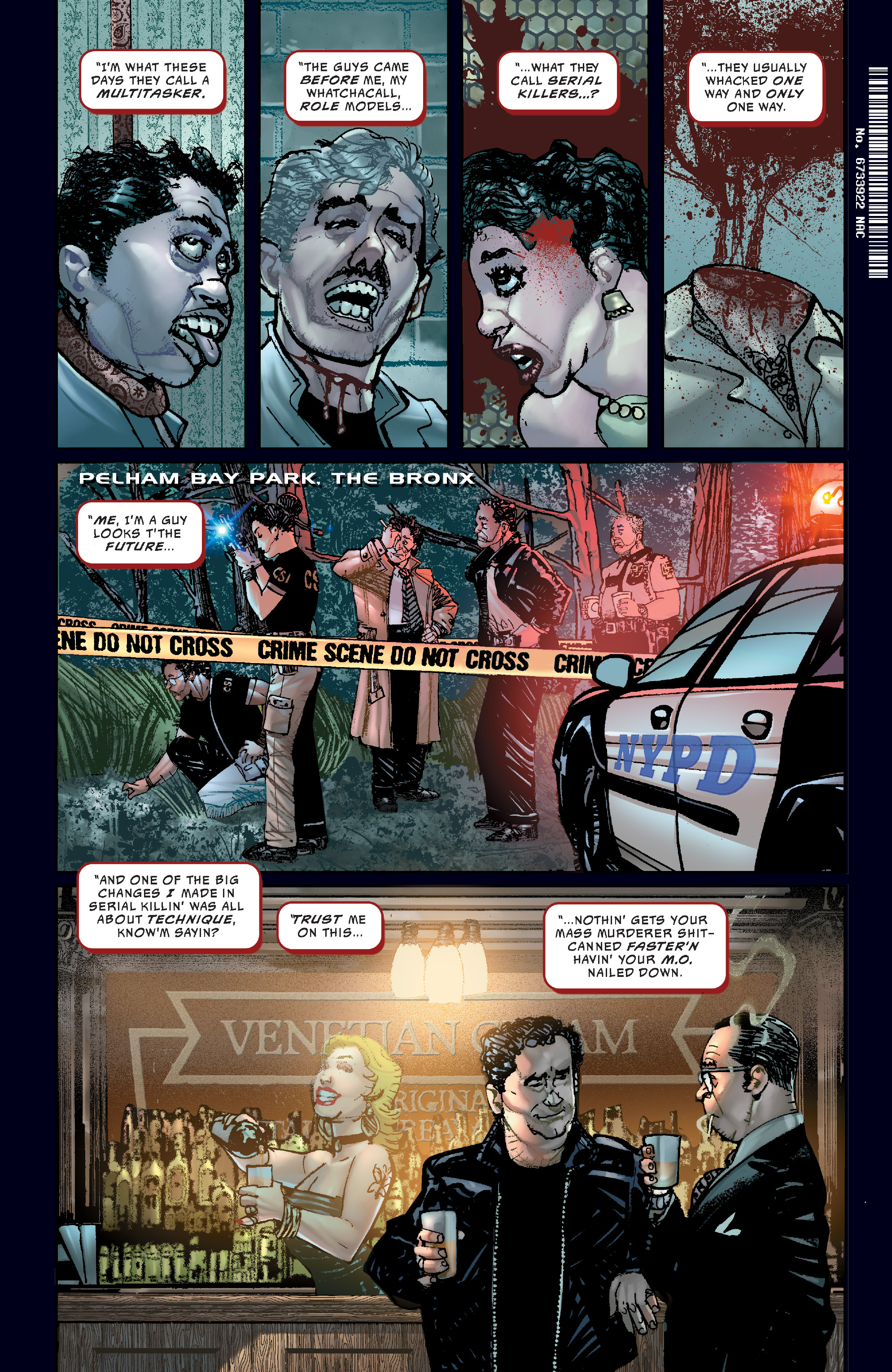 Read online The Divided States of Hysteria comic -  Issue #1 - 19