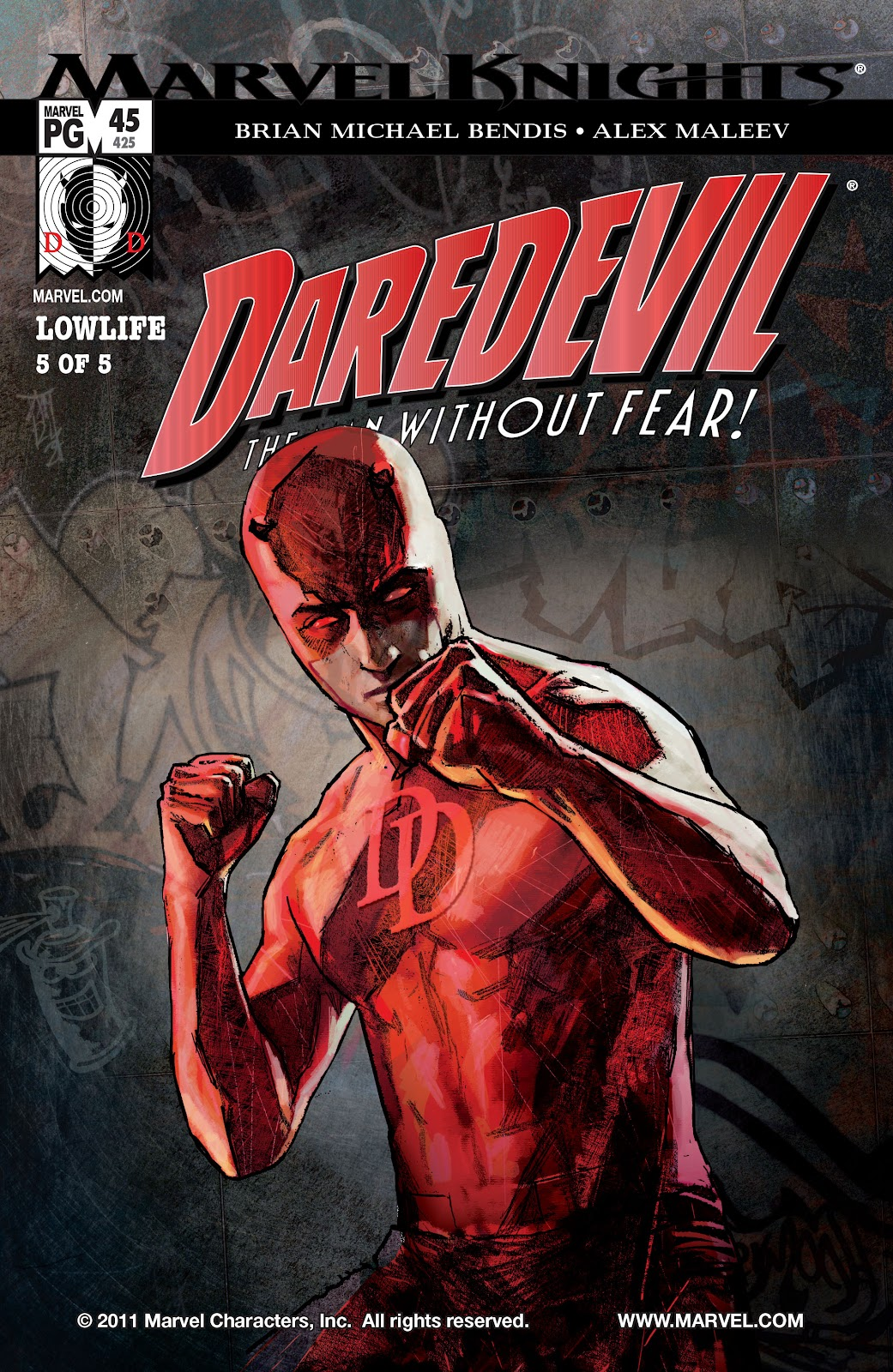 Read online Daredevil (1998) comic -  Issue # _Ultimate_Collection TPB 2 (Part 1) - 89