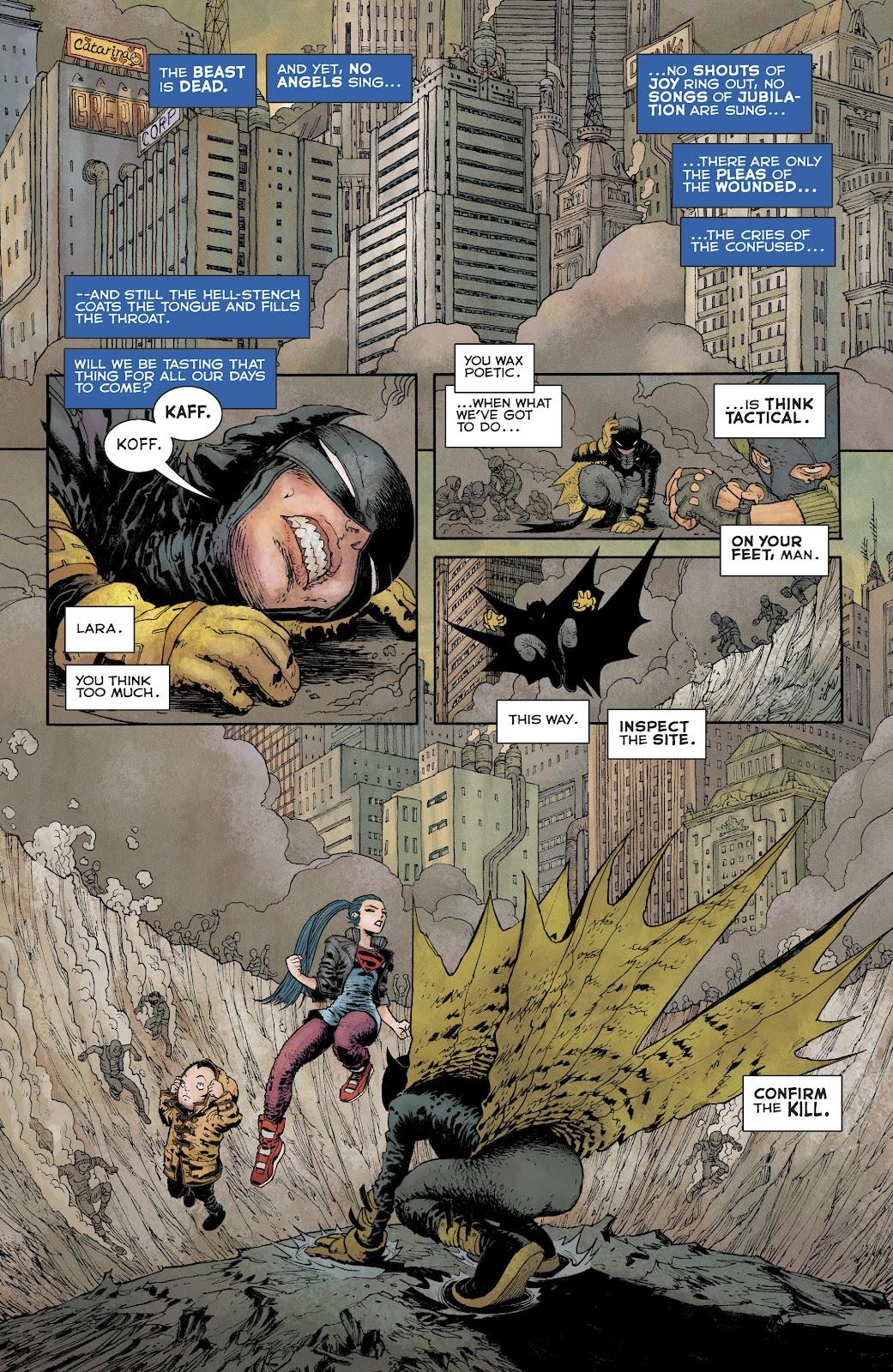 Dark Knight Returns: The Golden Child issue Full - Page 26
