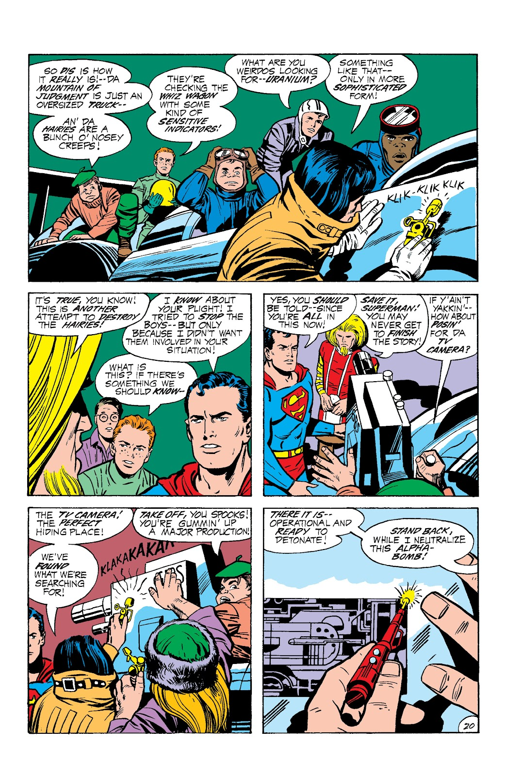 Read online Superman's Pal, Jimmy Olsen by Jack Kirby comic -  Issue # TPB (Part 1) - 51