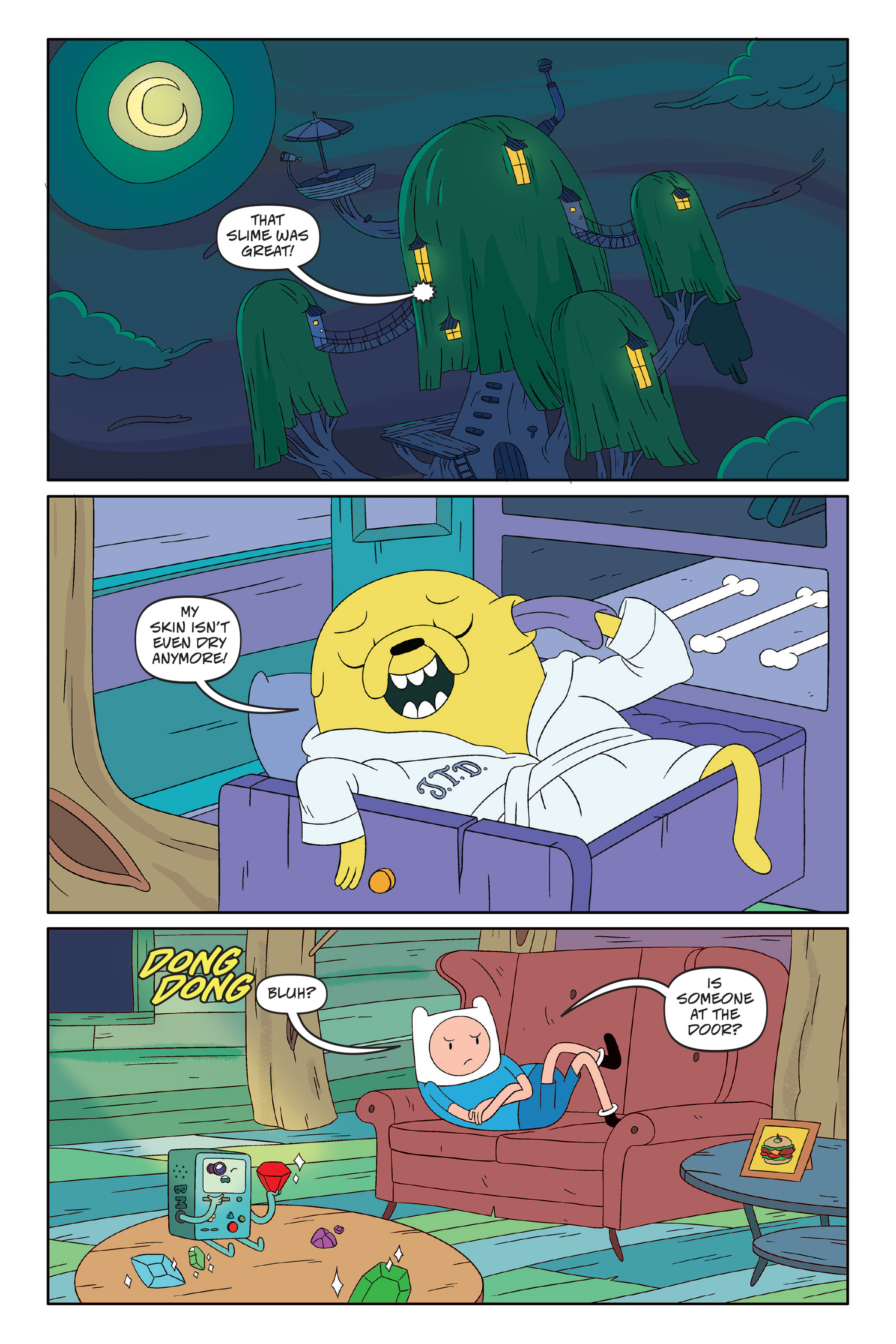 Read online Adventure Time: The Four Castles comic -  Issue #Adventure Time: The Four Castles TPB - 12