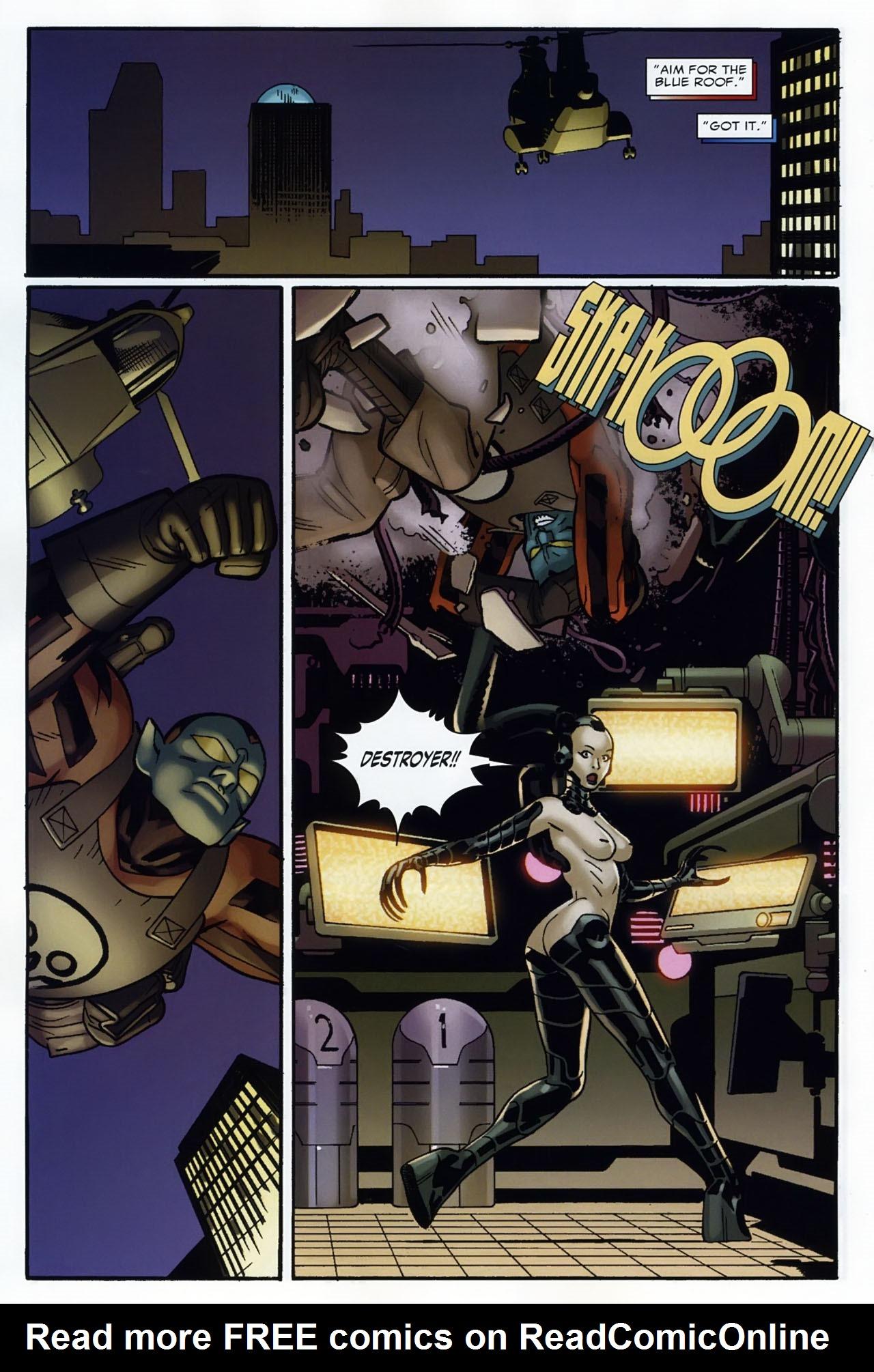 Read online Destroyer comic -  Issue #2 - 14