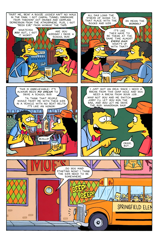 Read online Simpsons Comics comic -  Issue #229 - 20