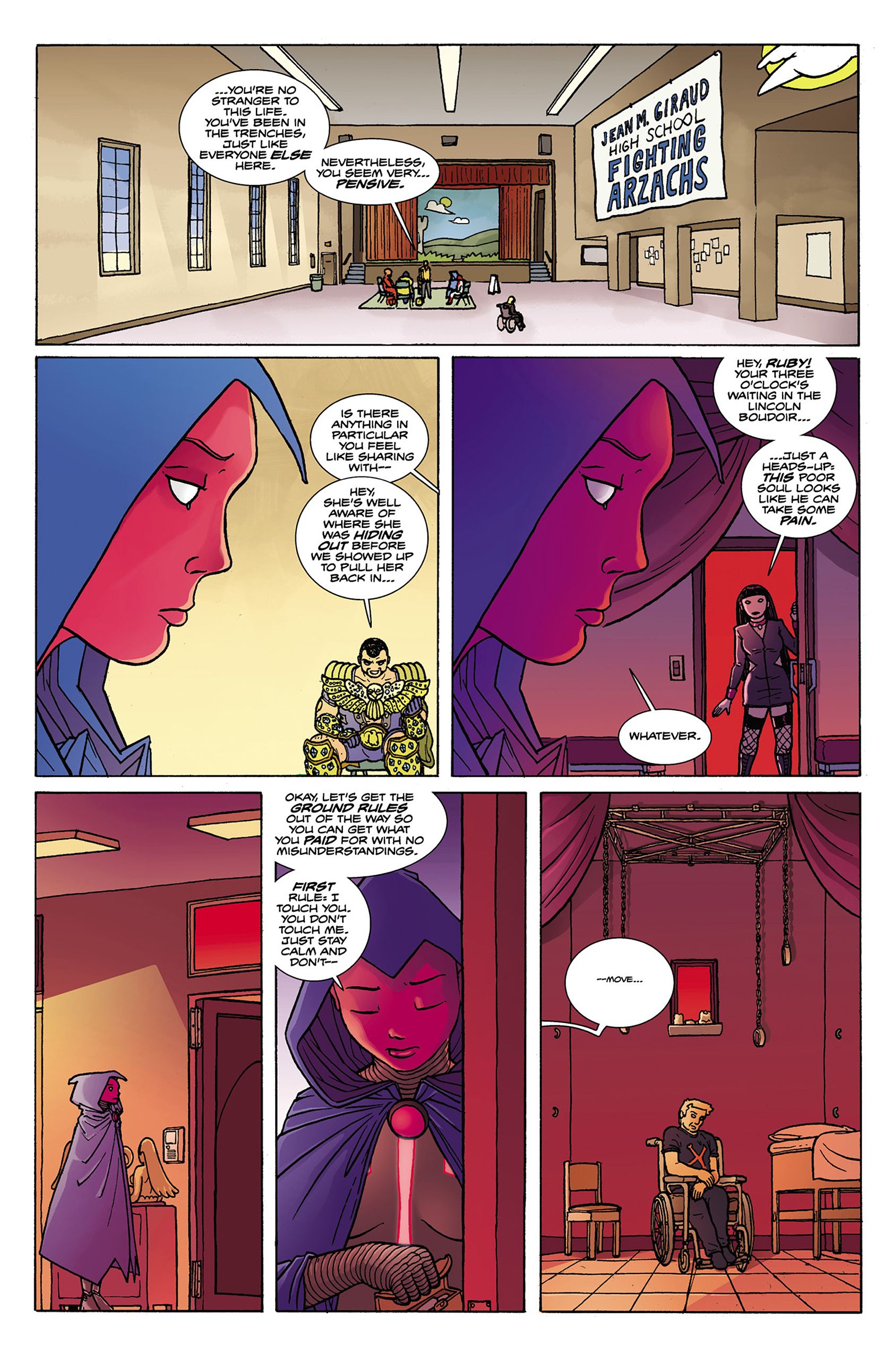 Read online Catalyst Comix comic -  Issue #2 - 27