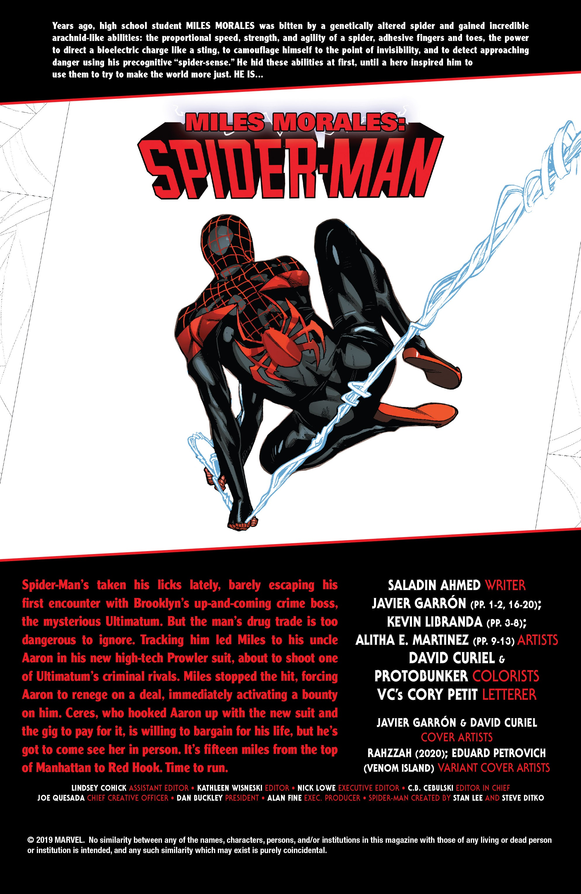 Miles Morales: Spider-Man 13 Page 2