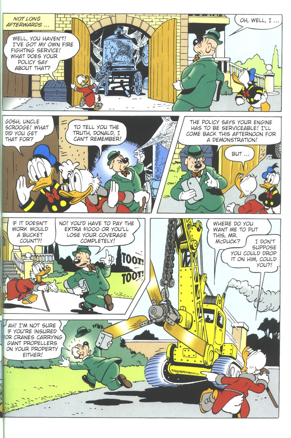 Read online Uncle Scrooge (1953) comic -  Issue #309 - 27