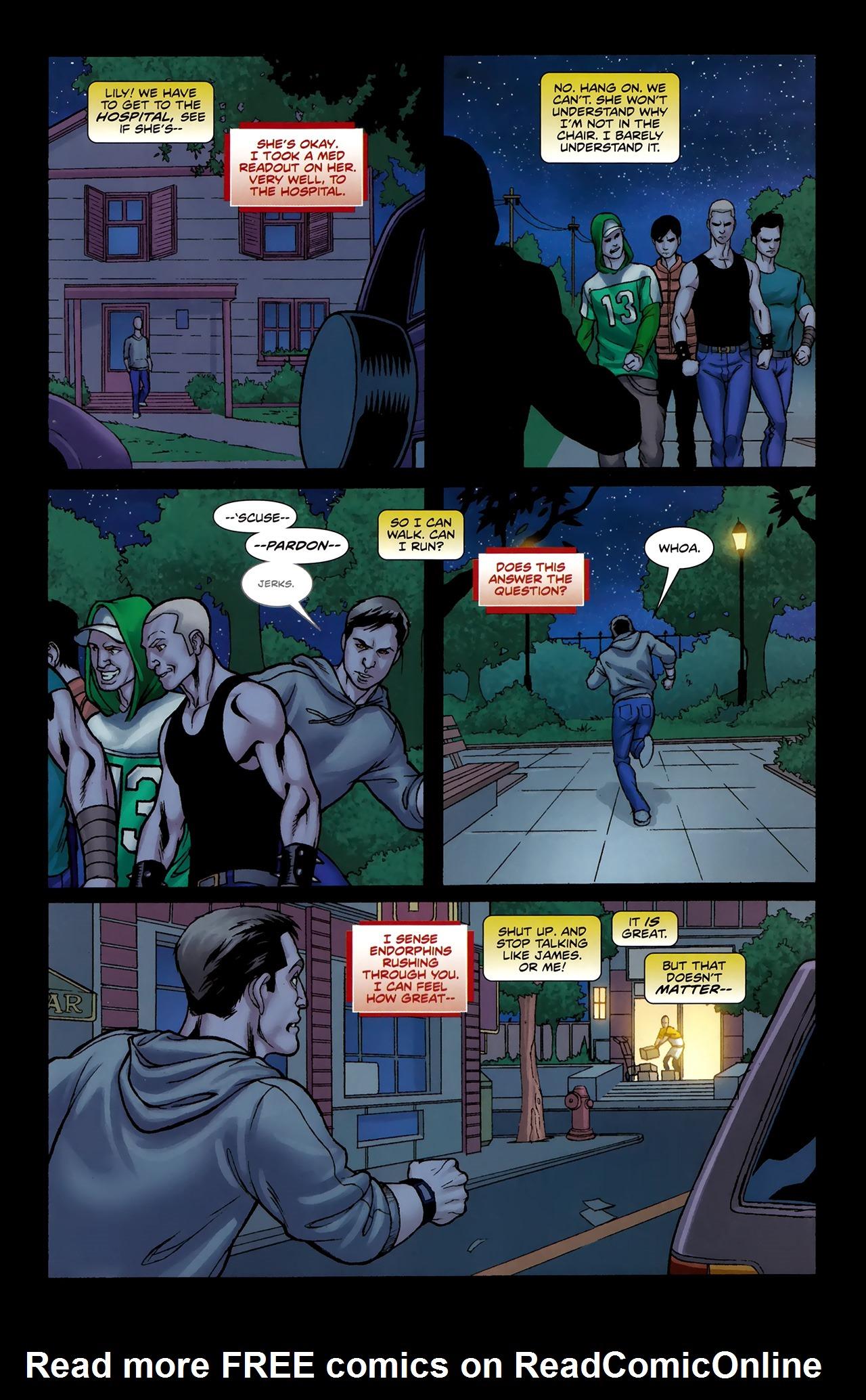 Read online Soldier Zero comic -  Issue #2 - 20