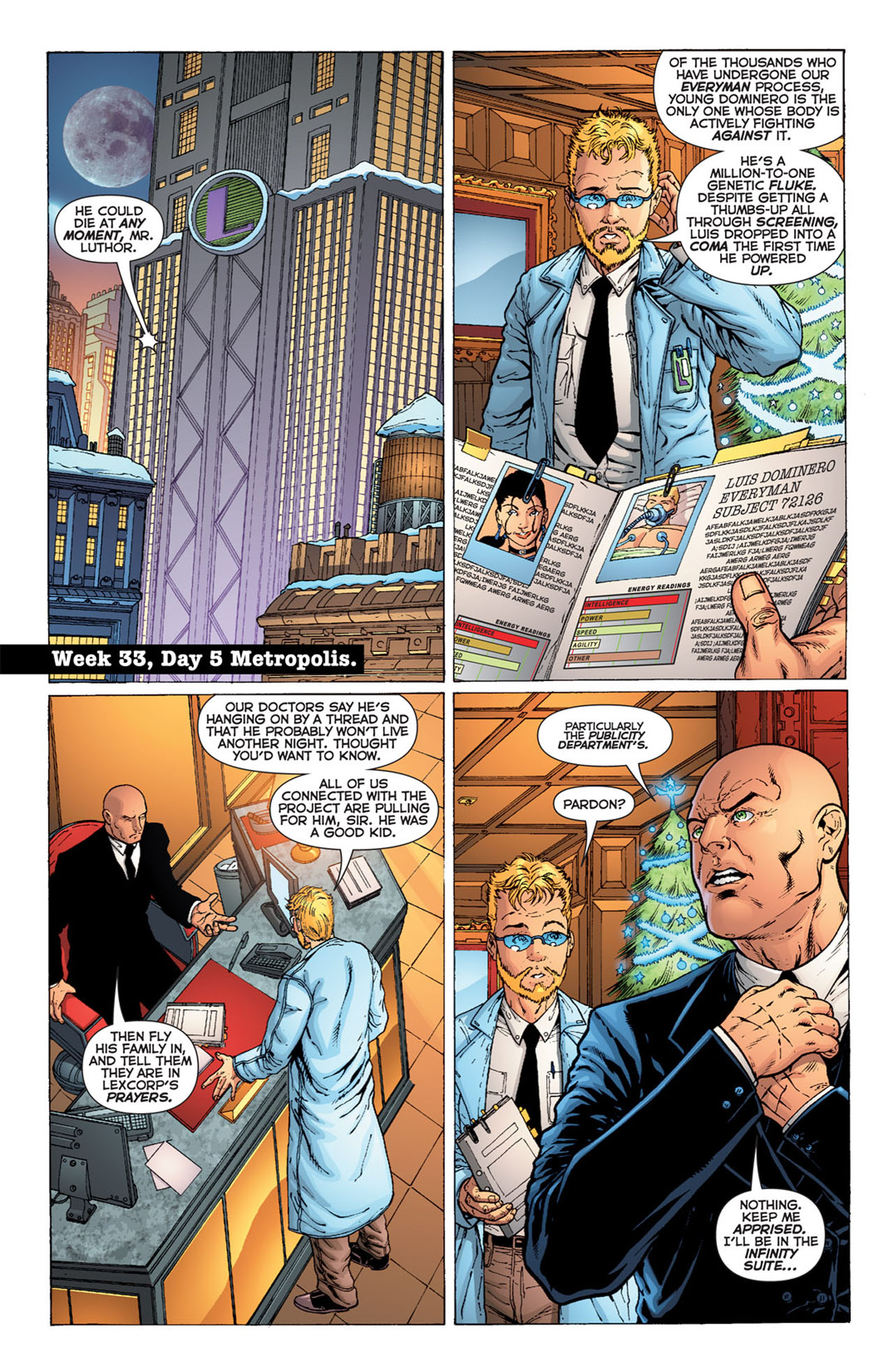 Read online 52 comic -  Issue #33 - 7
