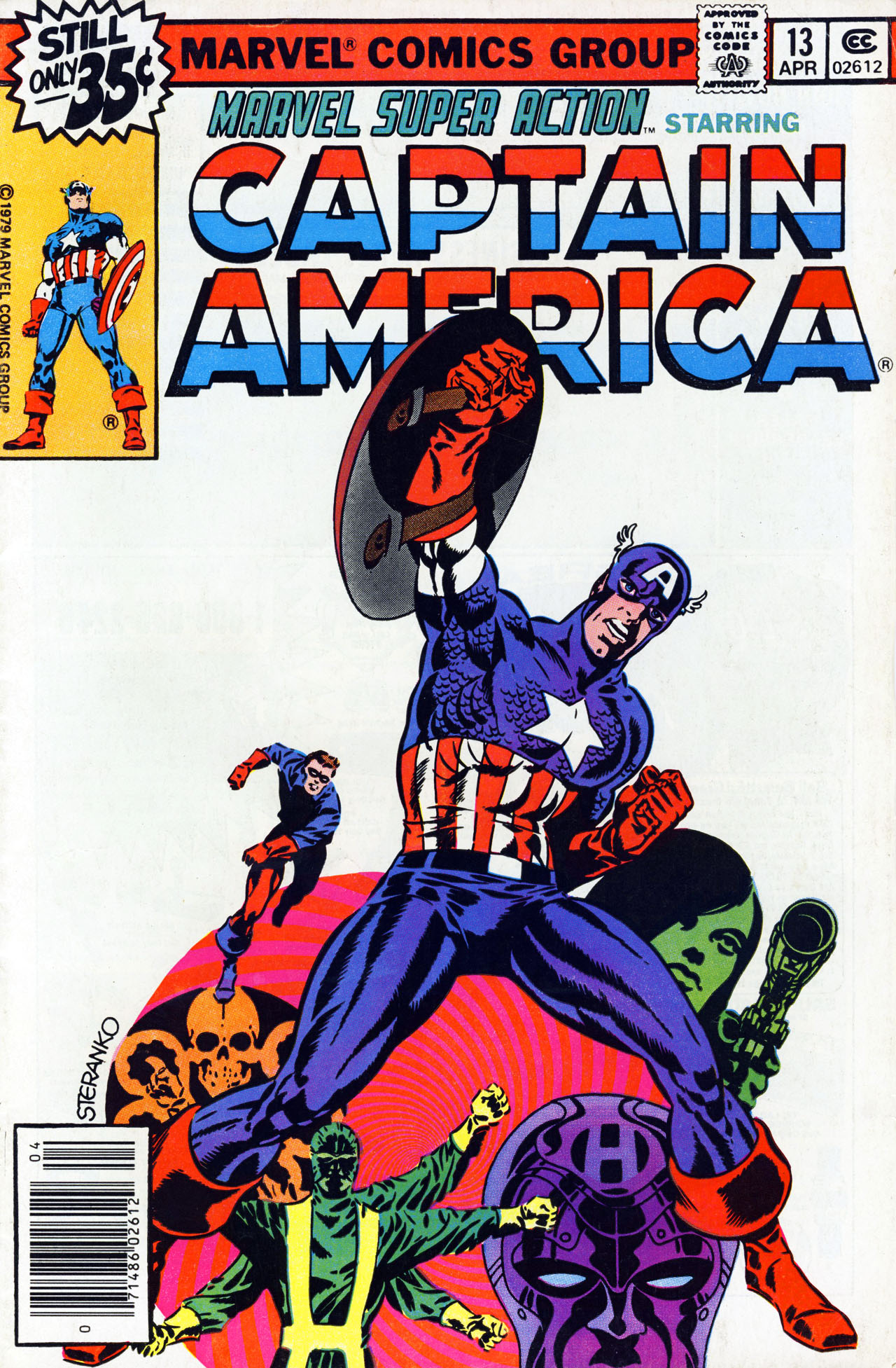Marvel Super Action (1977) issue 13 - Page 1