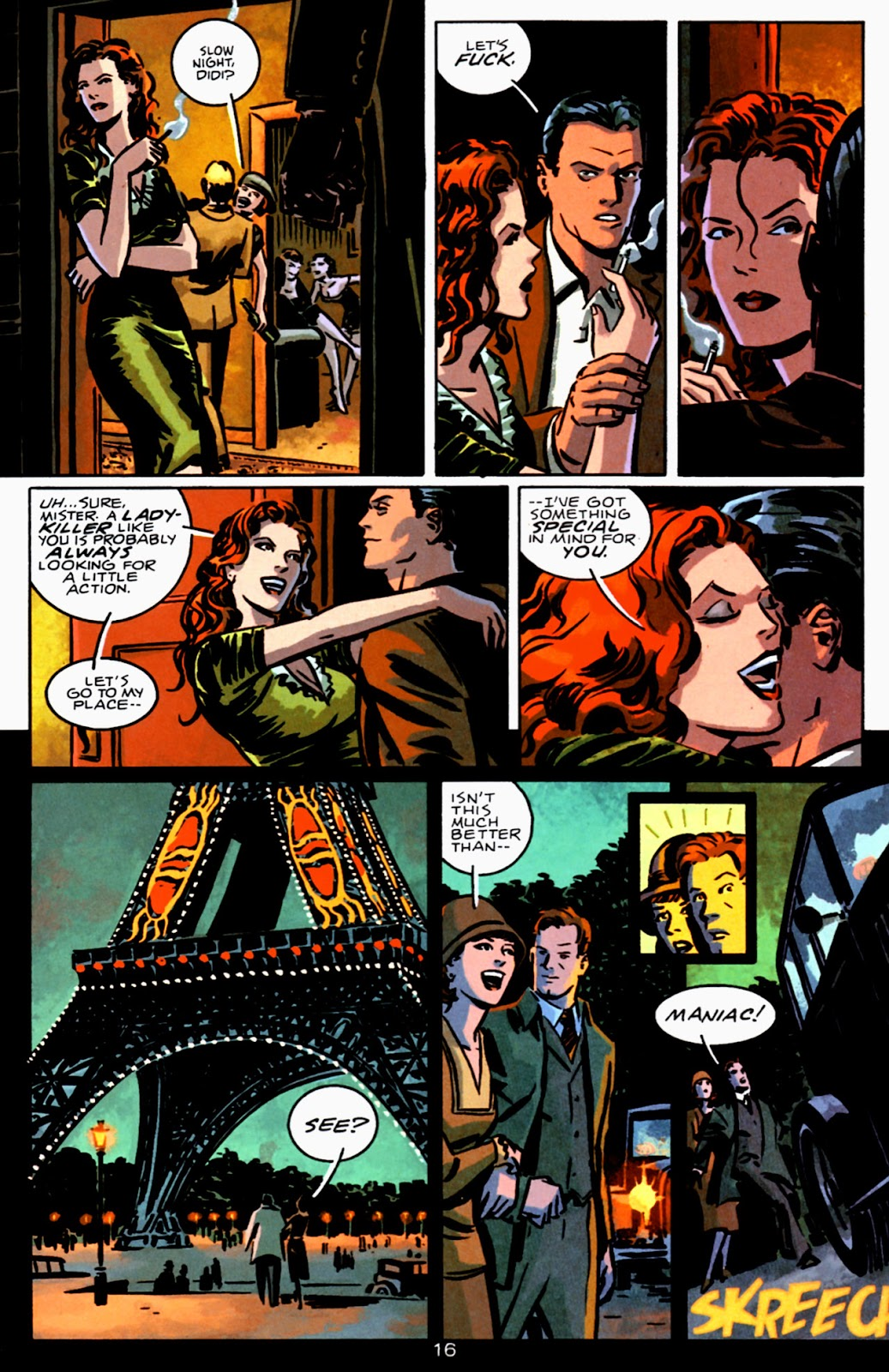 Read online Beware The Creeper (2003) comic -  Issue #3 - 16