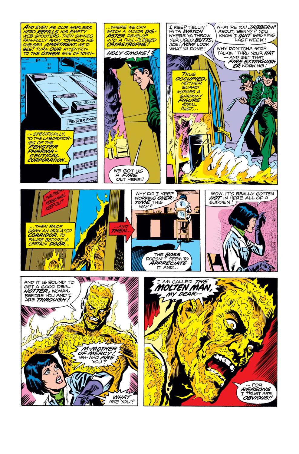The Amazing Spider-Man (1963) 173 Page 4