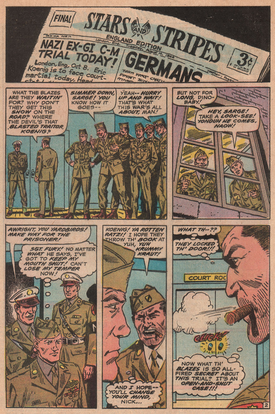 Read online Sgt. Fury comic -  Issue #79 - 4