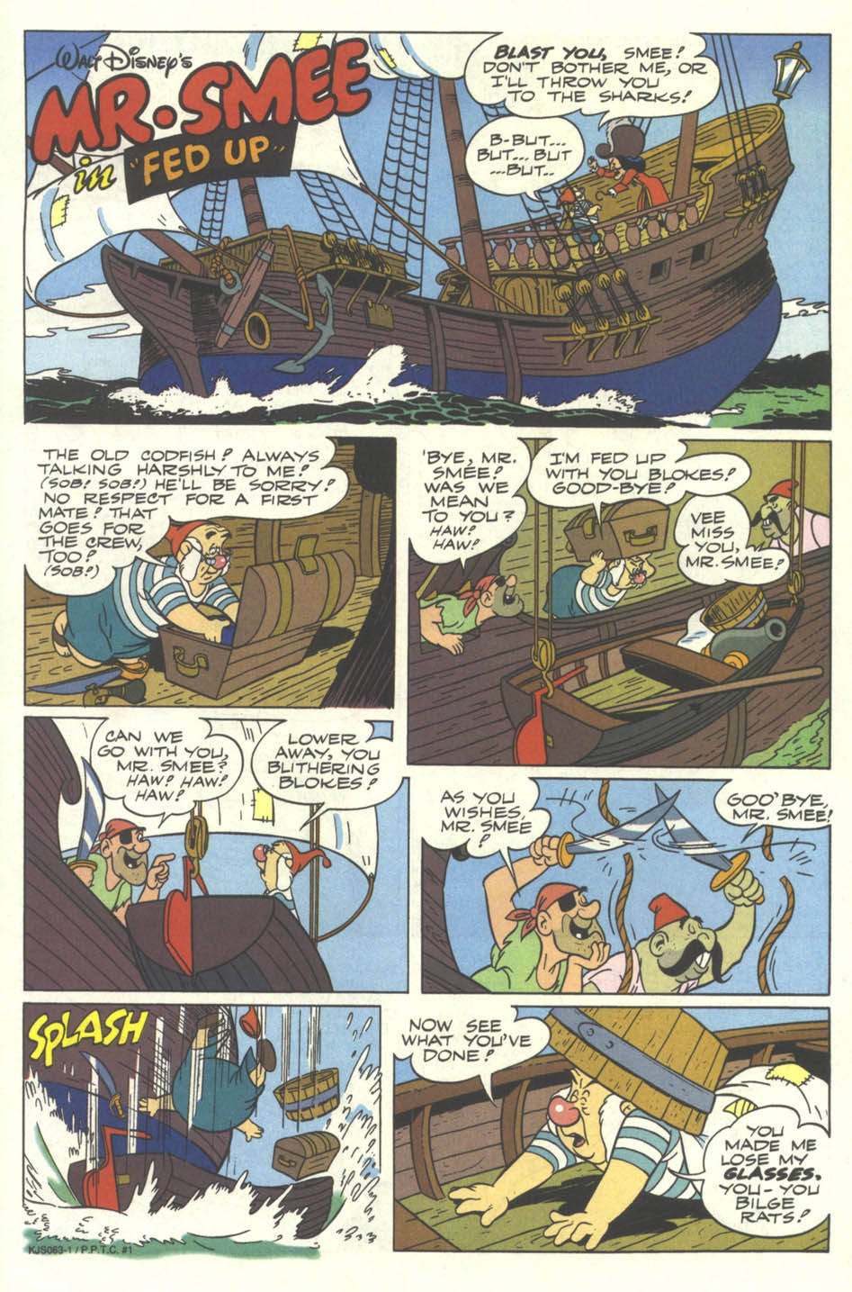 Walt Disney's Comics and Stories issue 574 - Page 43