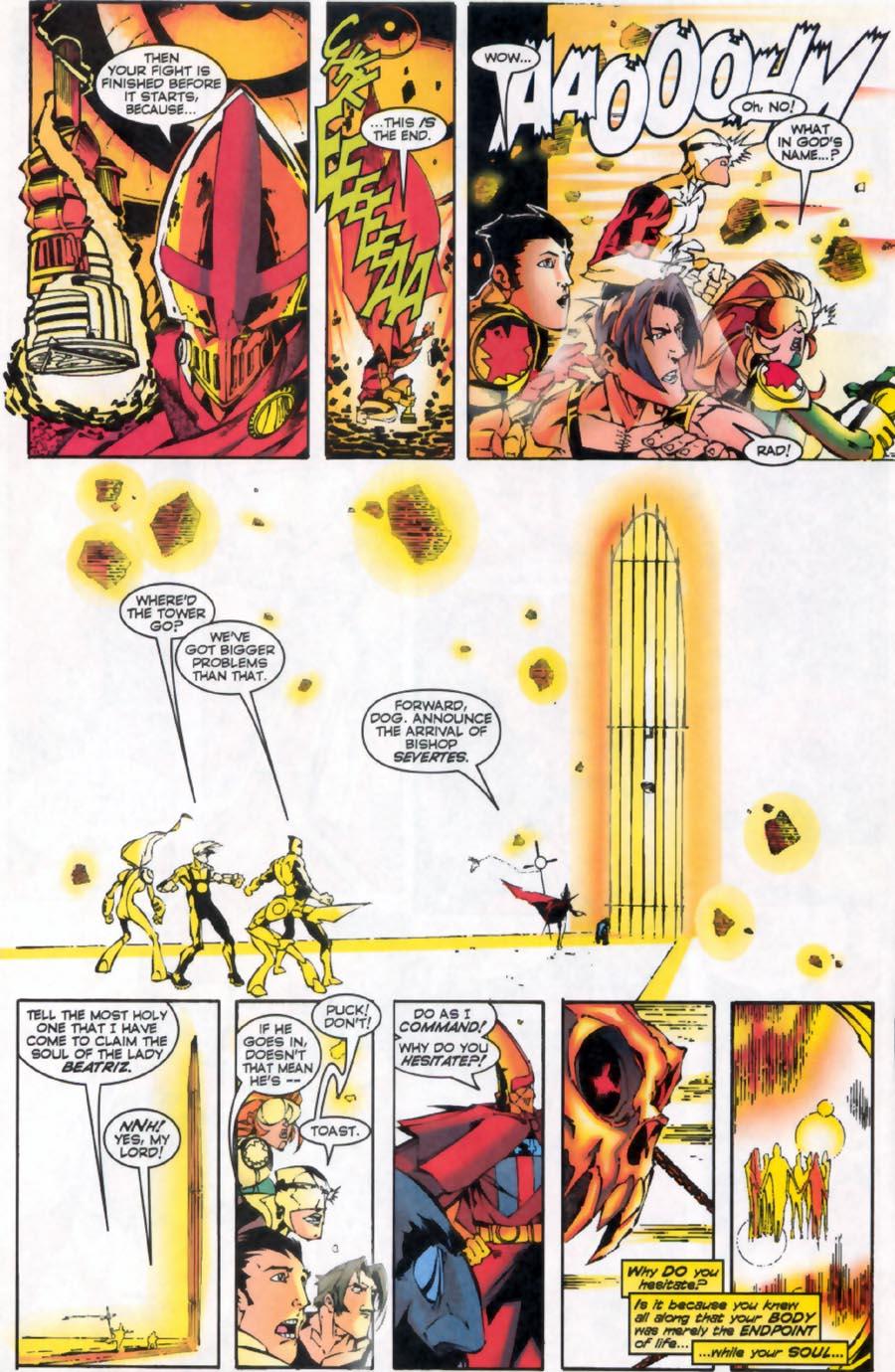 Read online Alpha Flight (1997) comic -  Issue #16 - 20