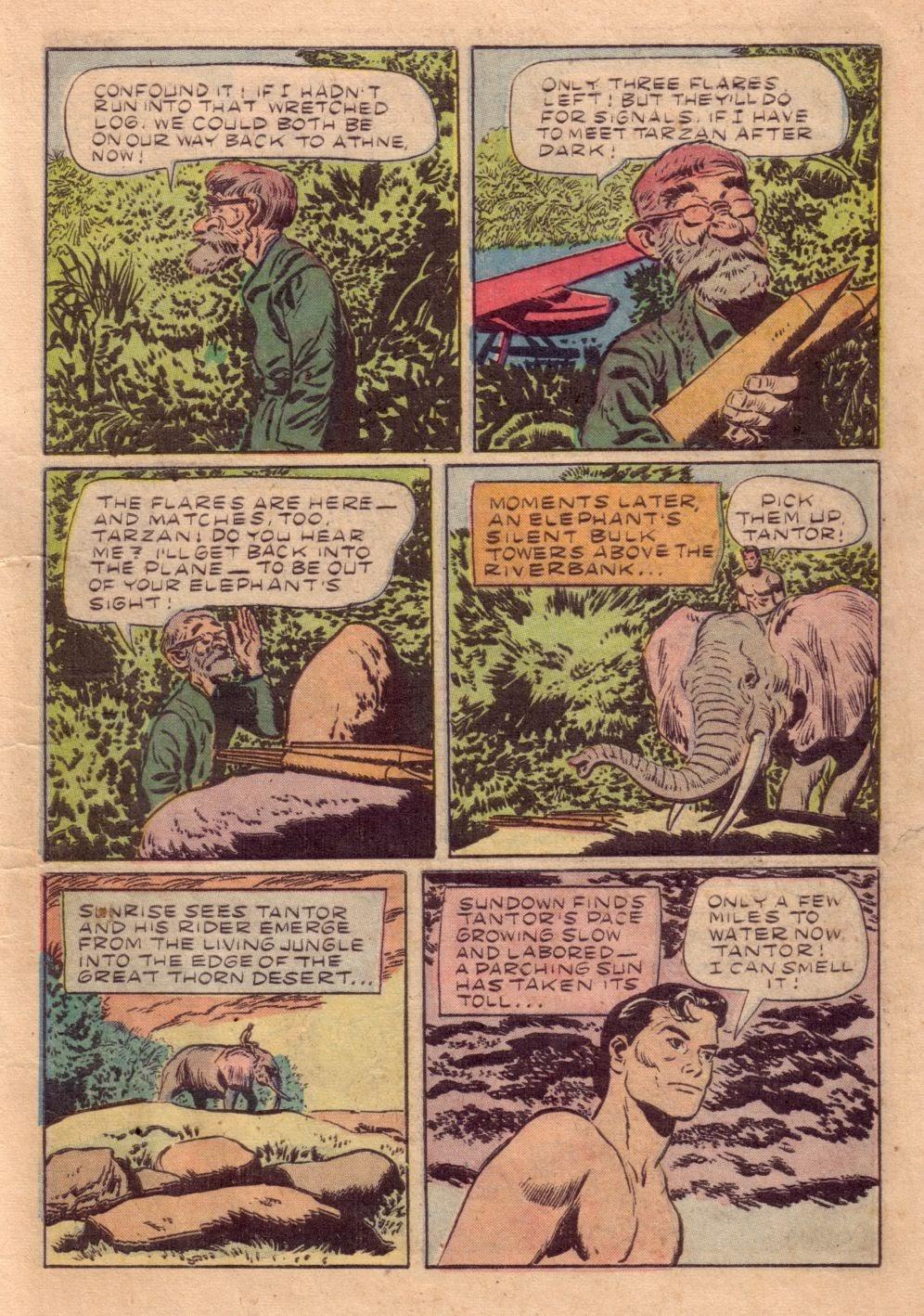 Tarzan (1948) issue 40 - Page 15