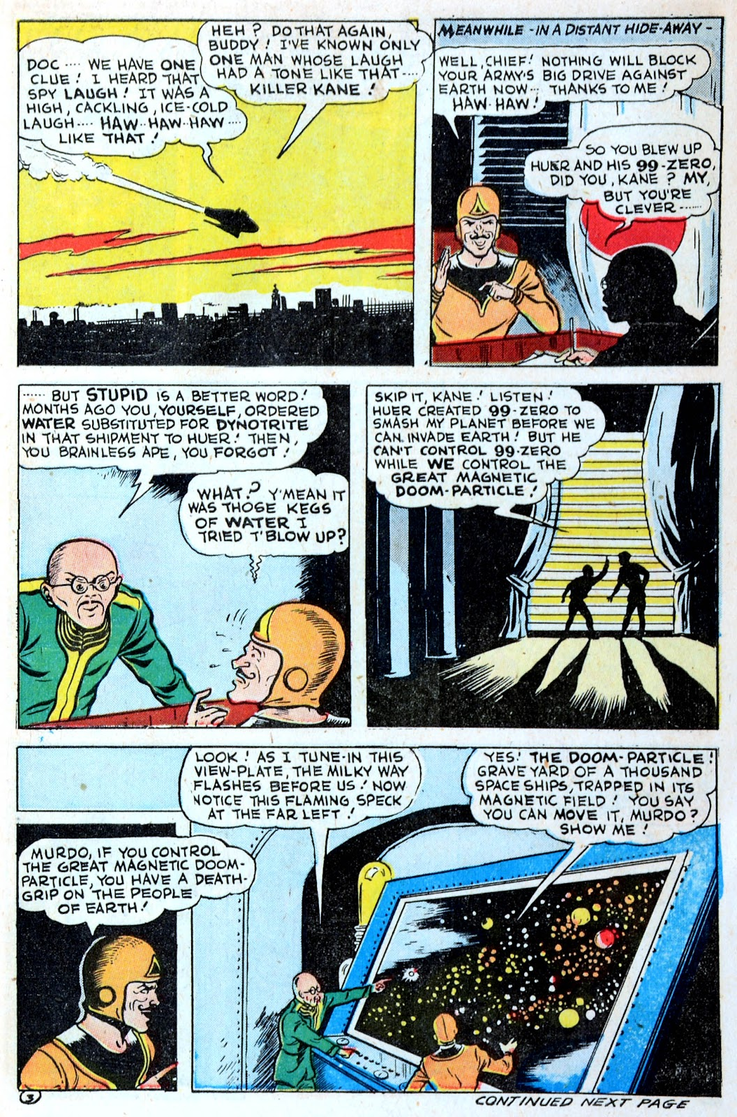 Read online Famous Funnies comic -  Issue #123 - 7