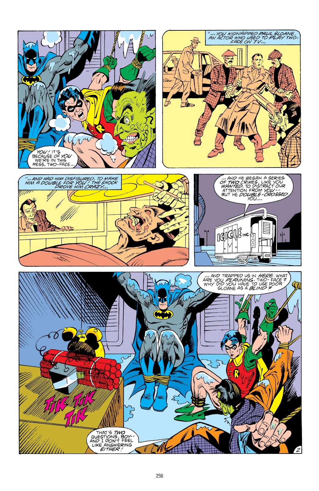 Read online Detective Comics (1937) comic -  Issue # _TPB Batman - The Dark Knight Detective 1 (Part 3) - 56