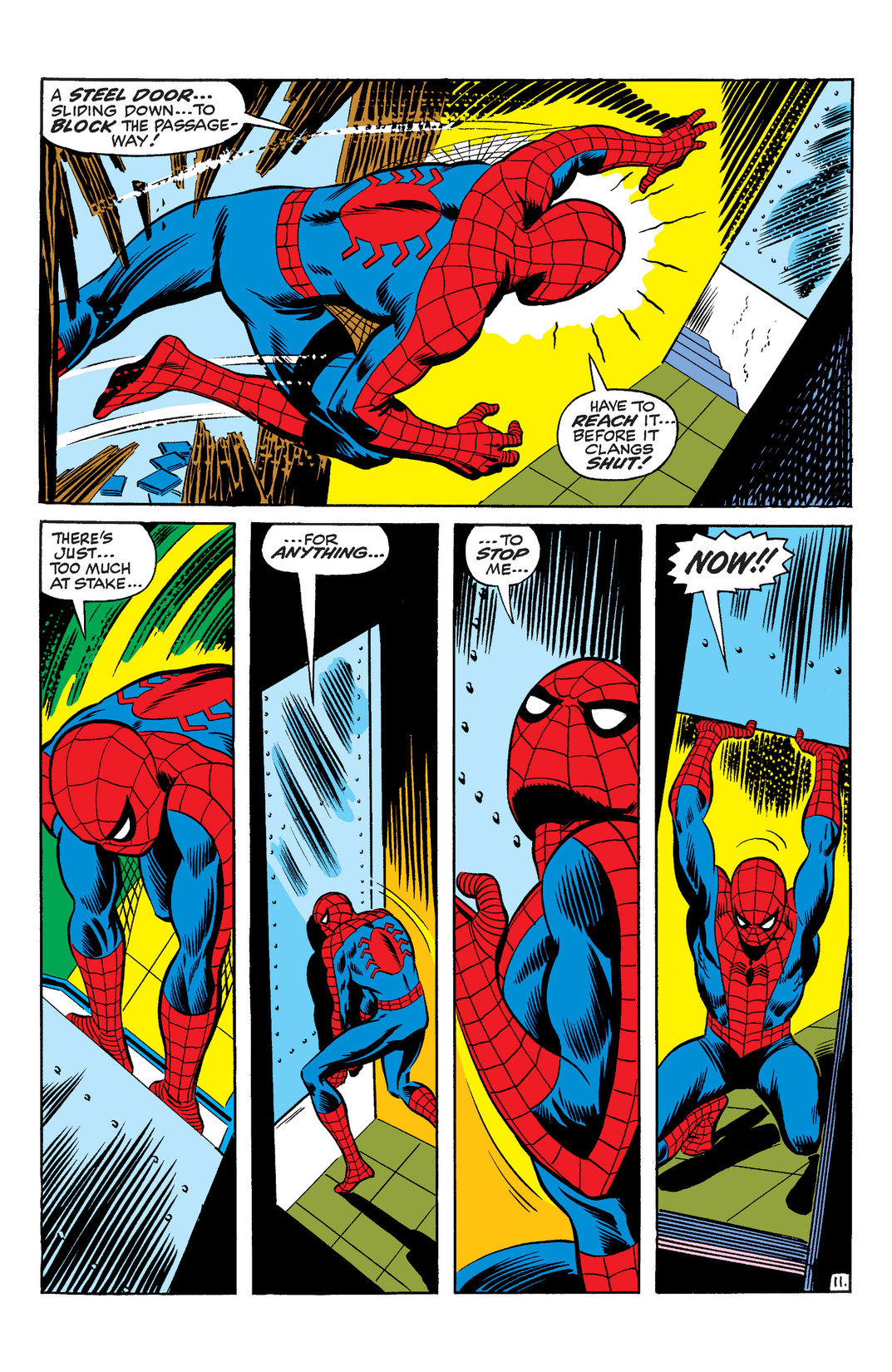 The Amazing Spider-Man (1963) 74 Page 11