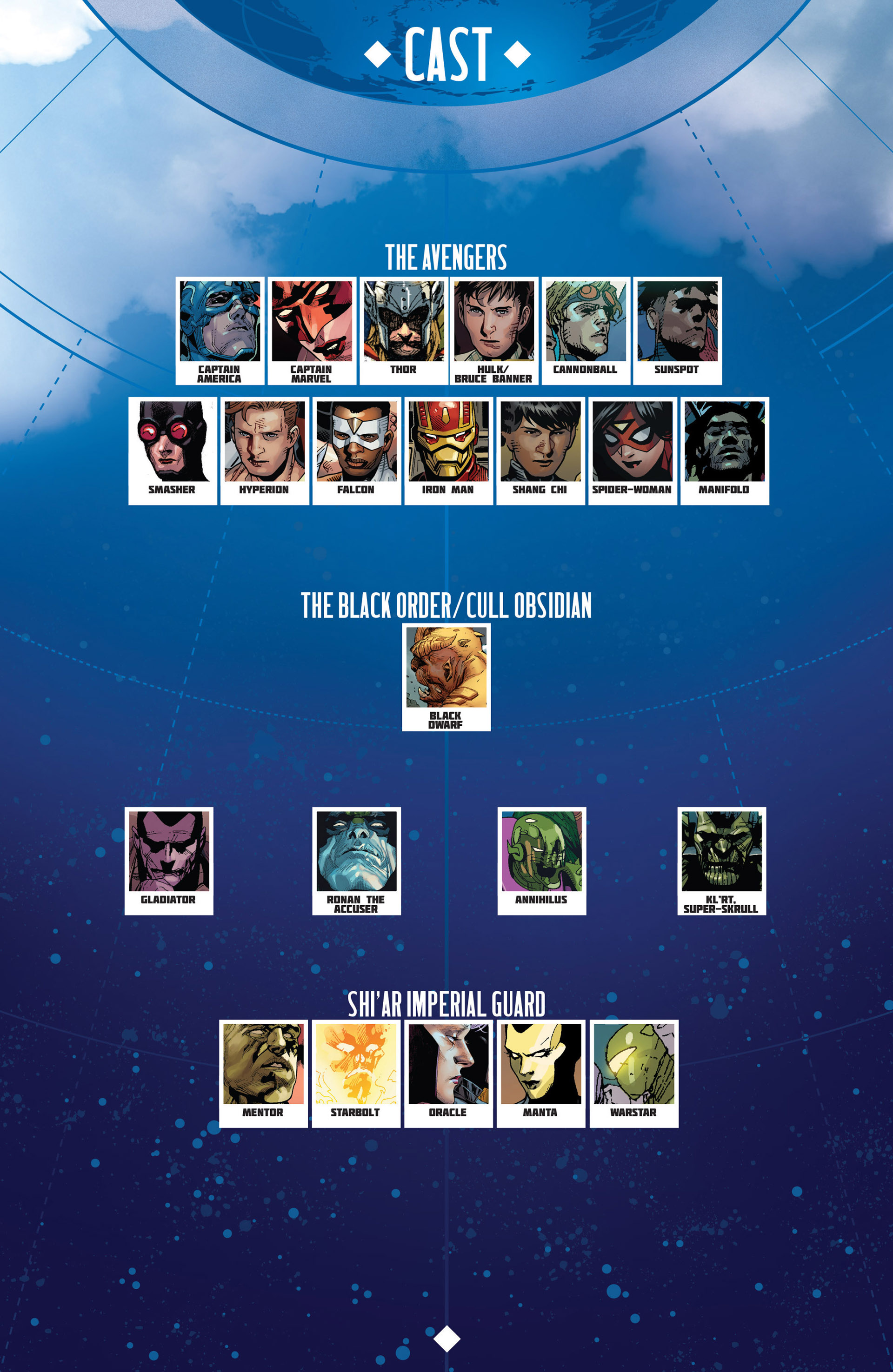 Read online Avengers (2013) comic -  Issue #22 - 3