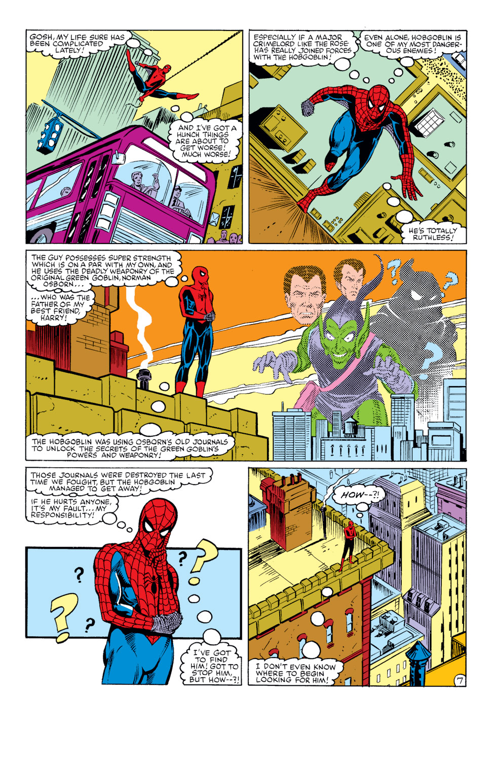 The Amazing Spider-Man (1963) 260 Page 7