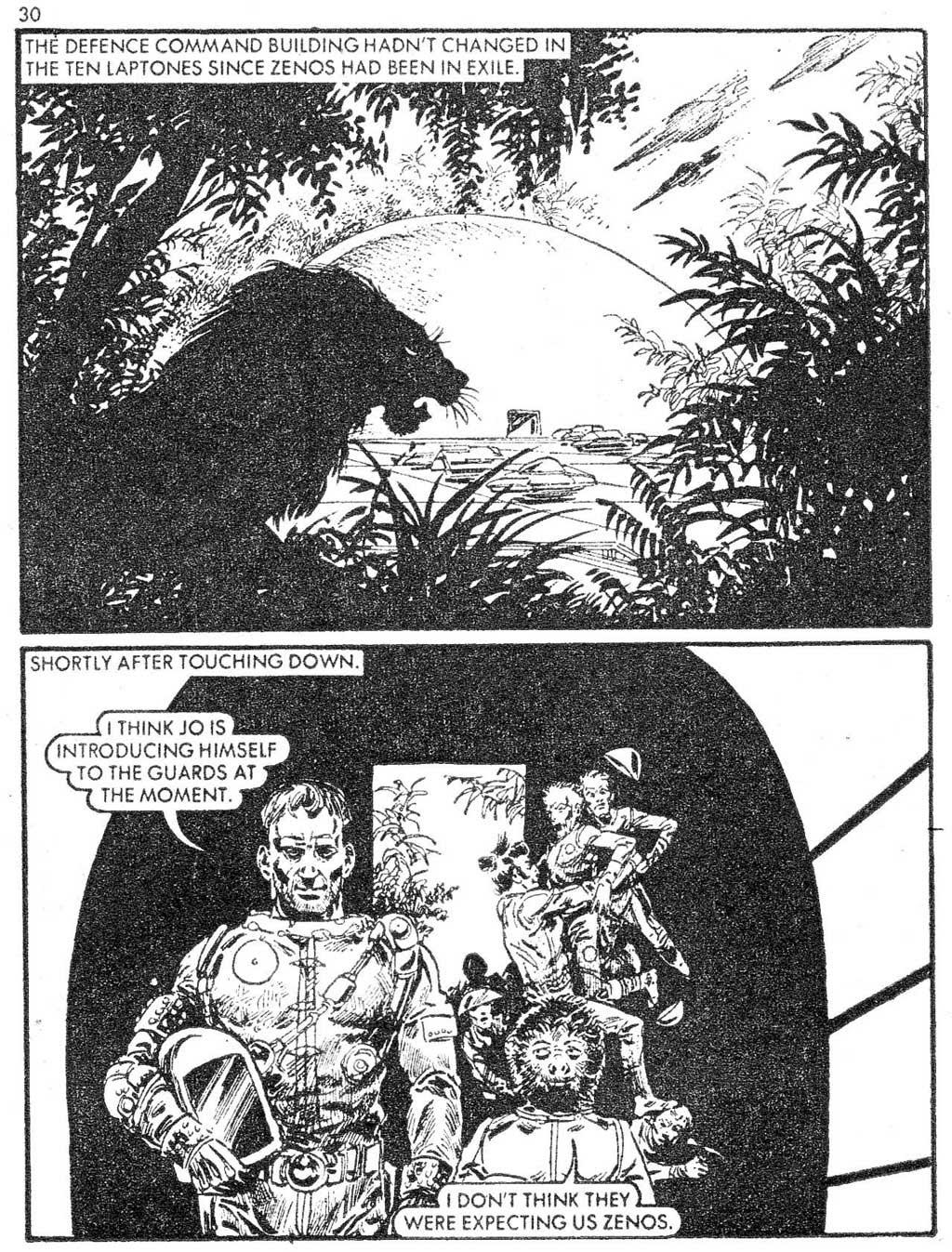 Starblazer issue 16 - Page 30
