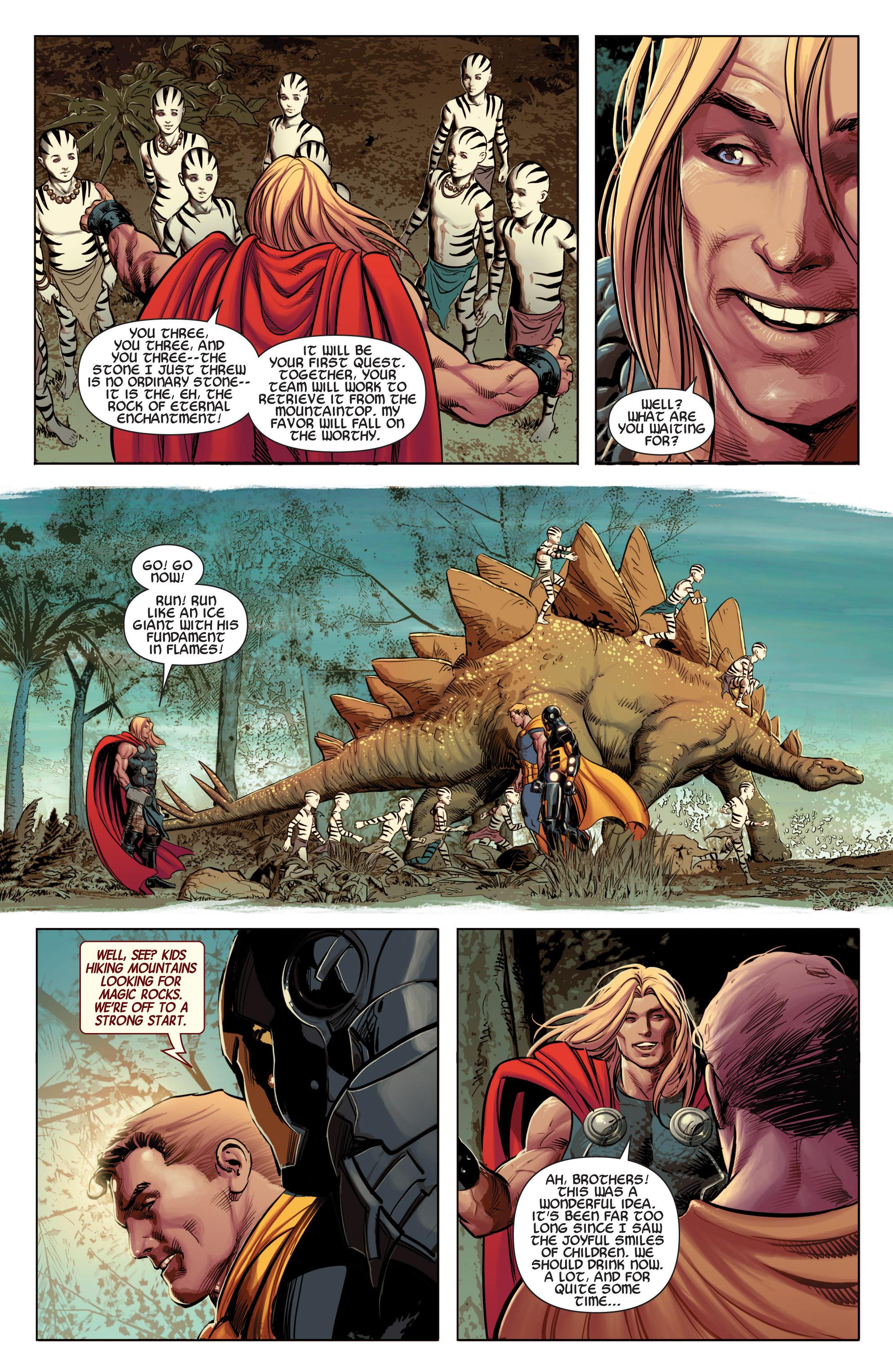 Read online Avengers (2013) comic -  Issue #Avengers (2013) _TPB 3 - 14