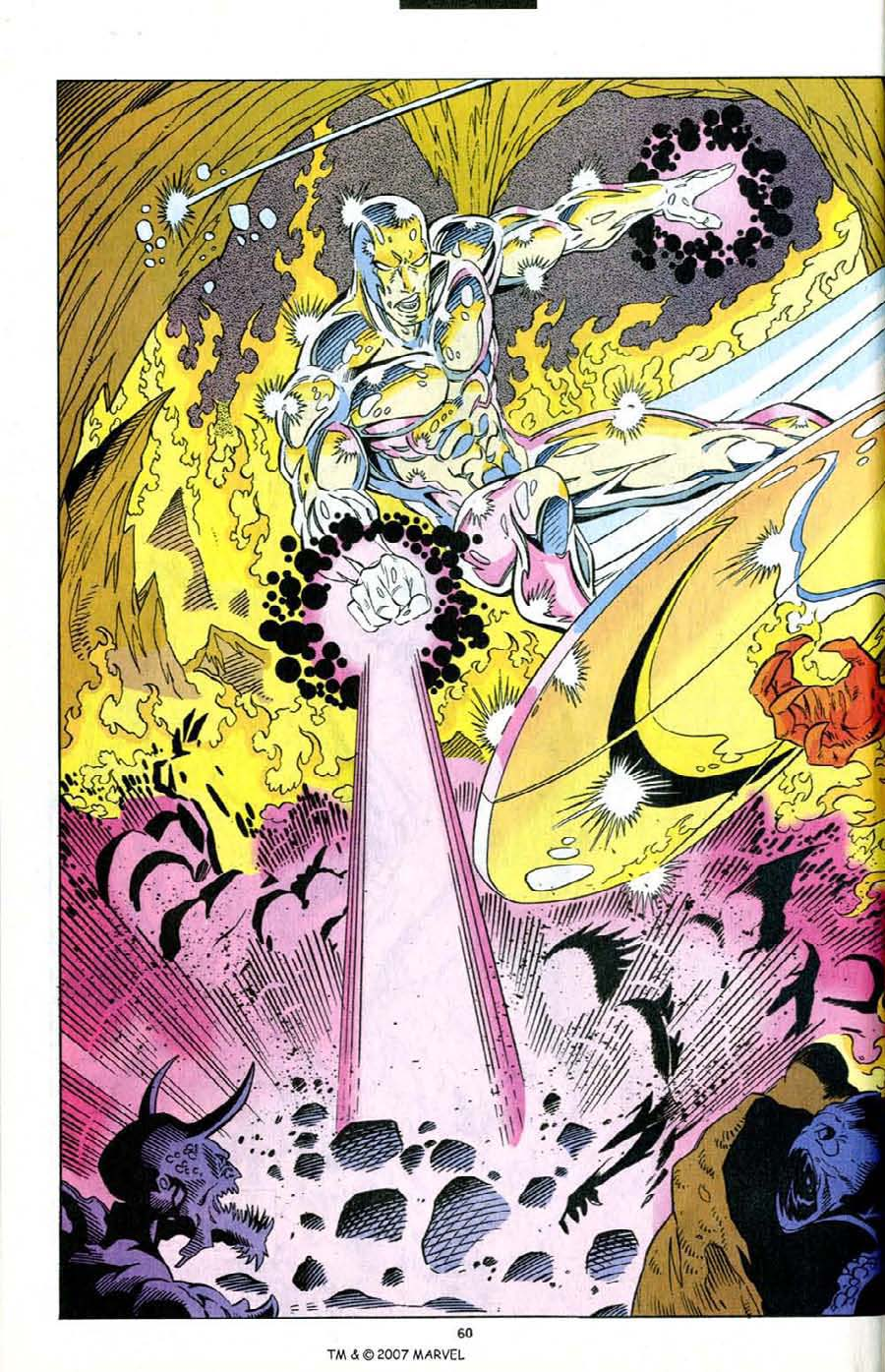 Read online Silver Surfer (1987) comic -  Issue # _Annual 7 - 62