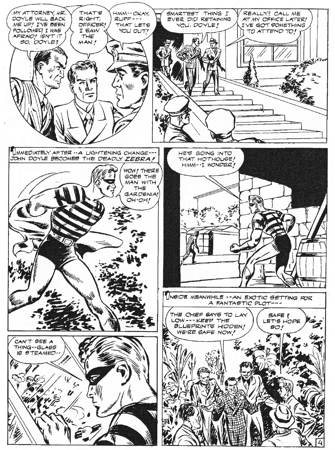 Read online Men of Mystery Comics comic -  Issue #81 - 166