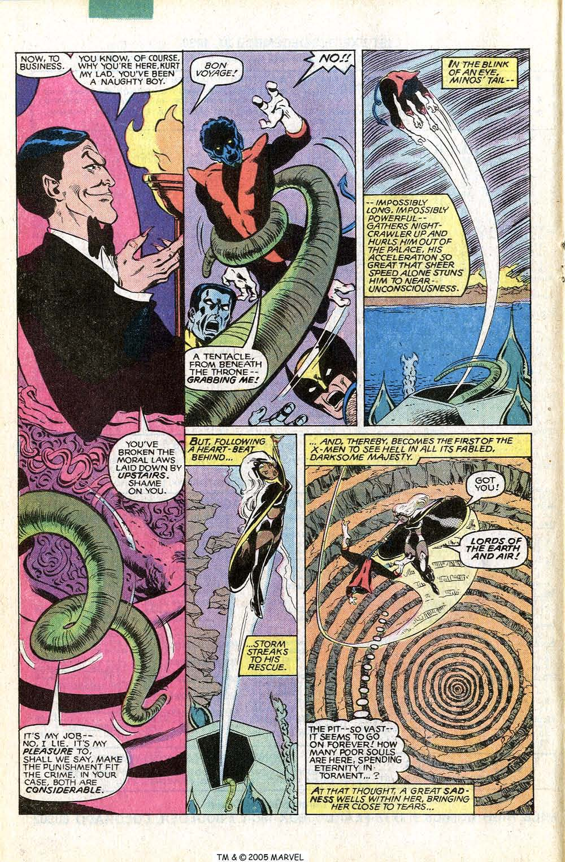 Read online Uncanny X-Men (1963) comic -  Issue # _Annual 4 - 24