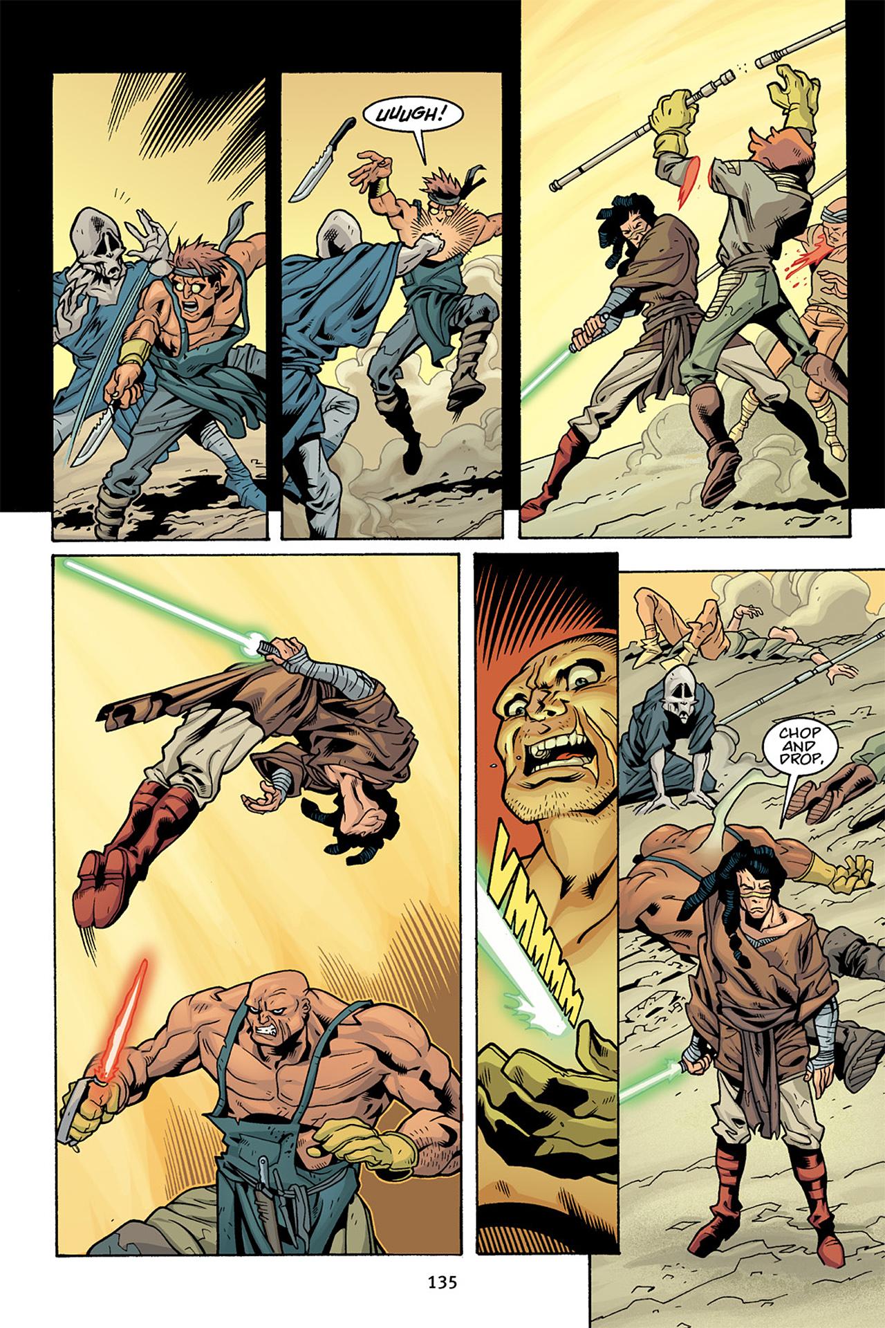 Read online Star Wars Omnibus comic -  Issue # Vol. 15 - 132